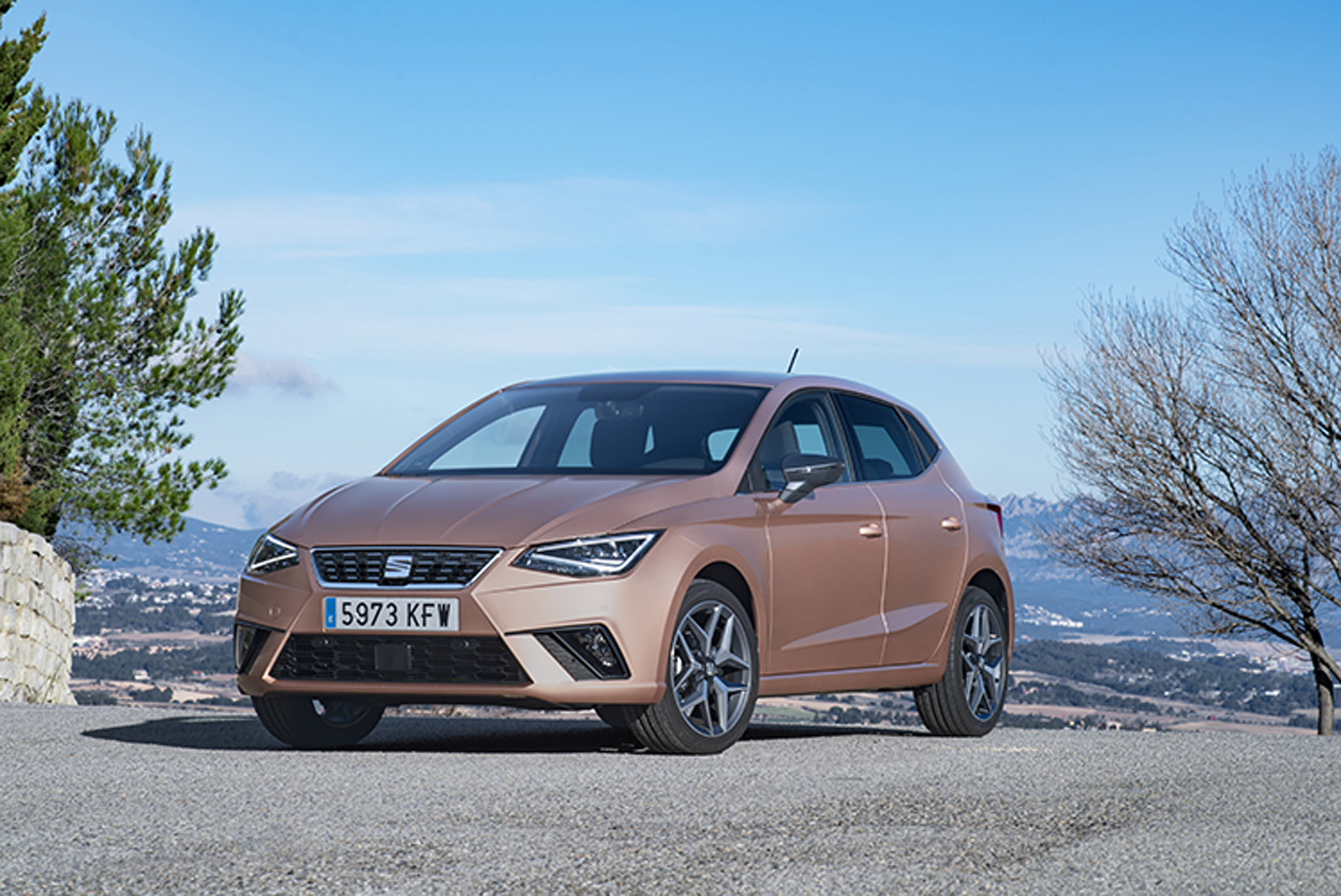 Most Expensive Car Seat >> The new Seat Ibiza is modest in design, but strong in ...