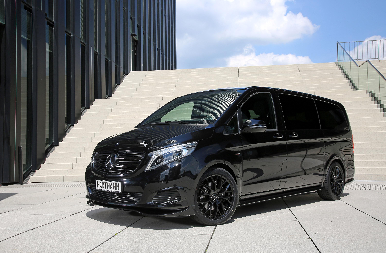 Vansport de reveals mercedes v 250 black pearl for Mercedes benz cool springs