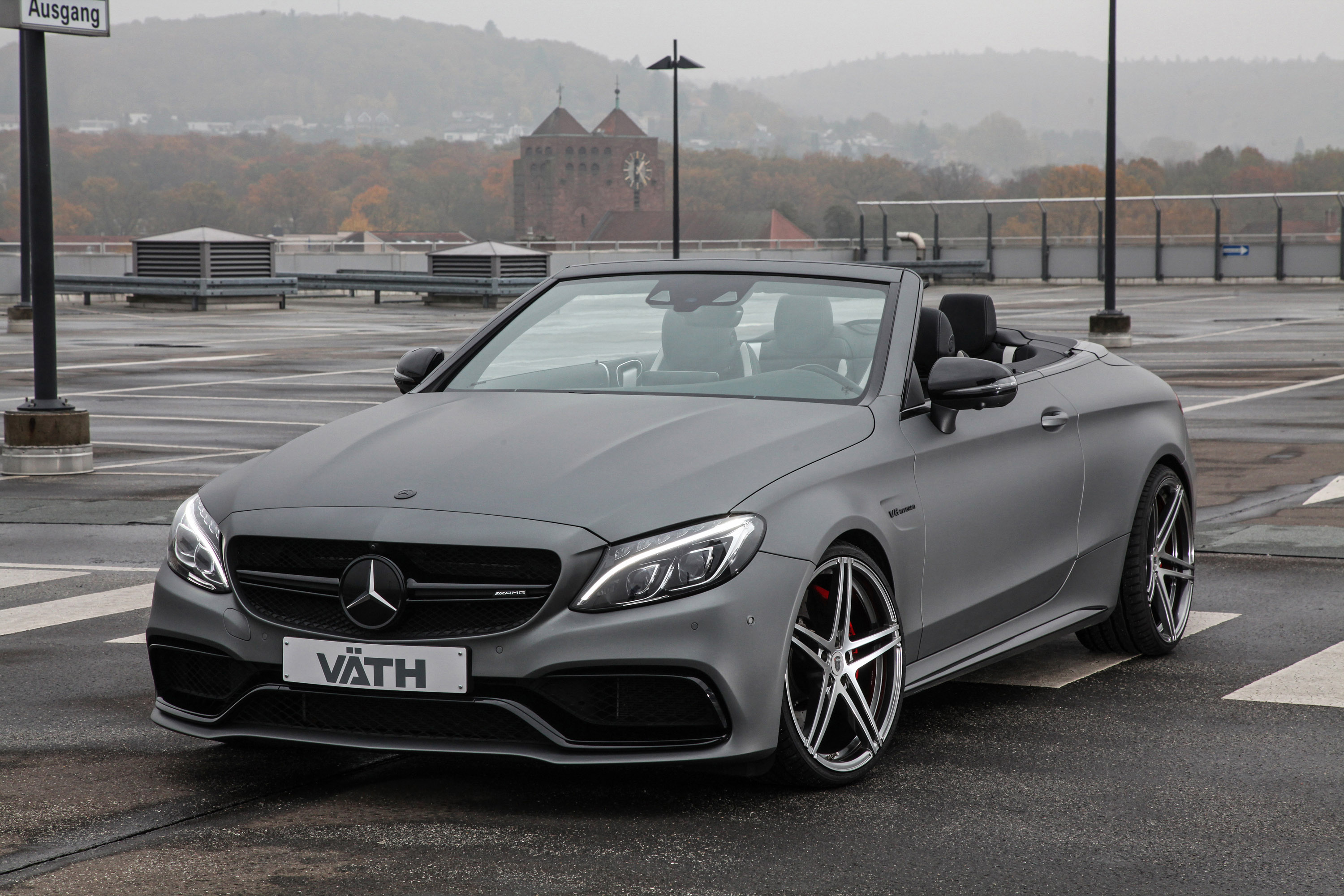 2018 vath mercedes amg c class coupe and cabriolet picture 135380. Black Bedroom Furniture Sets. Home Design Ideas