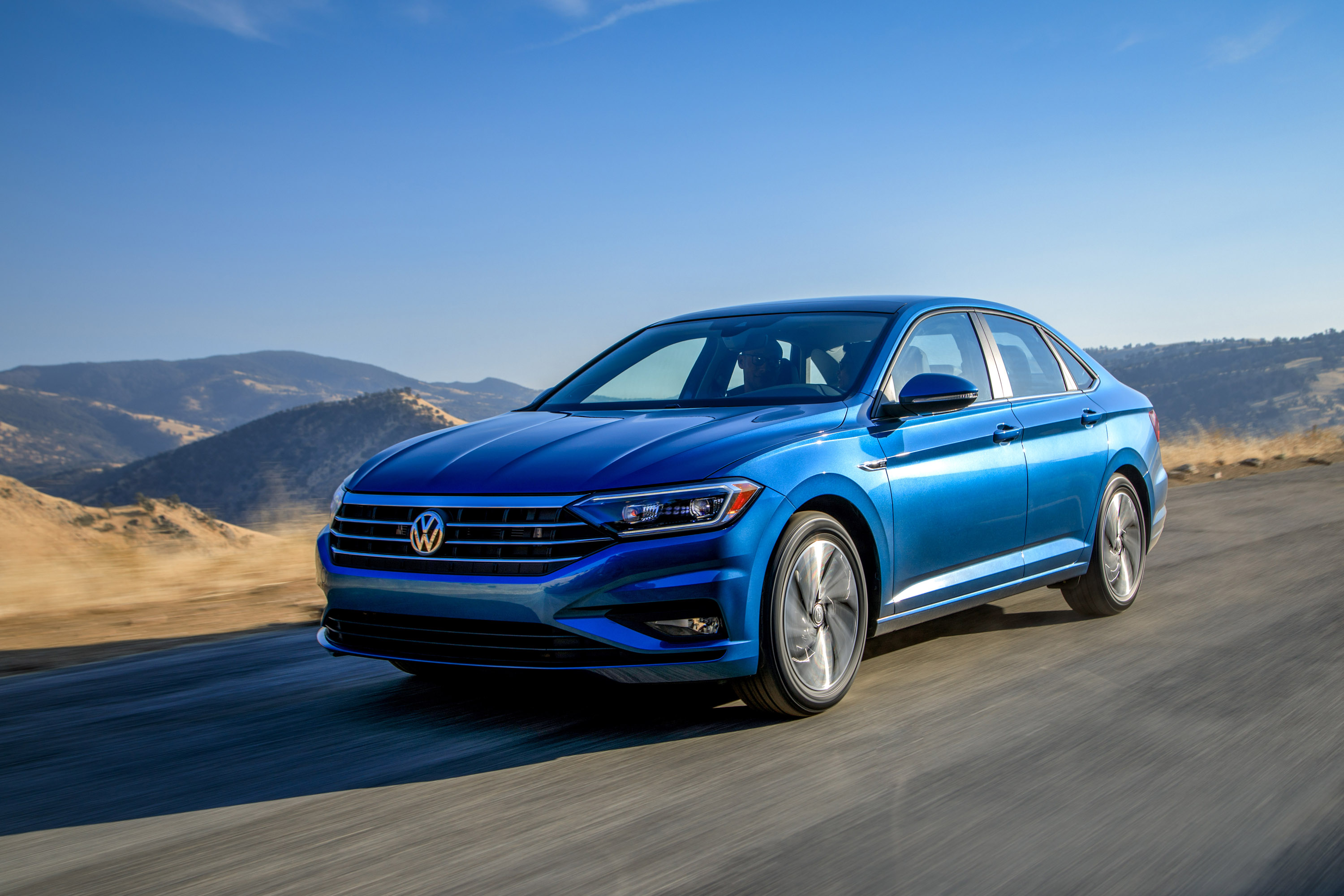 Volkswagen presents 2018 Jetta
