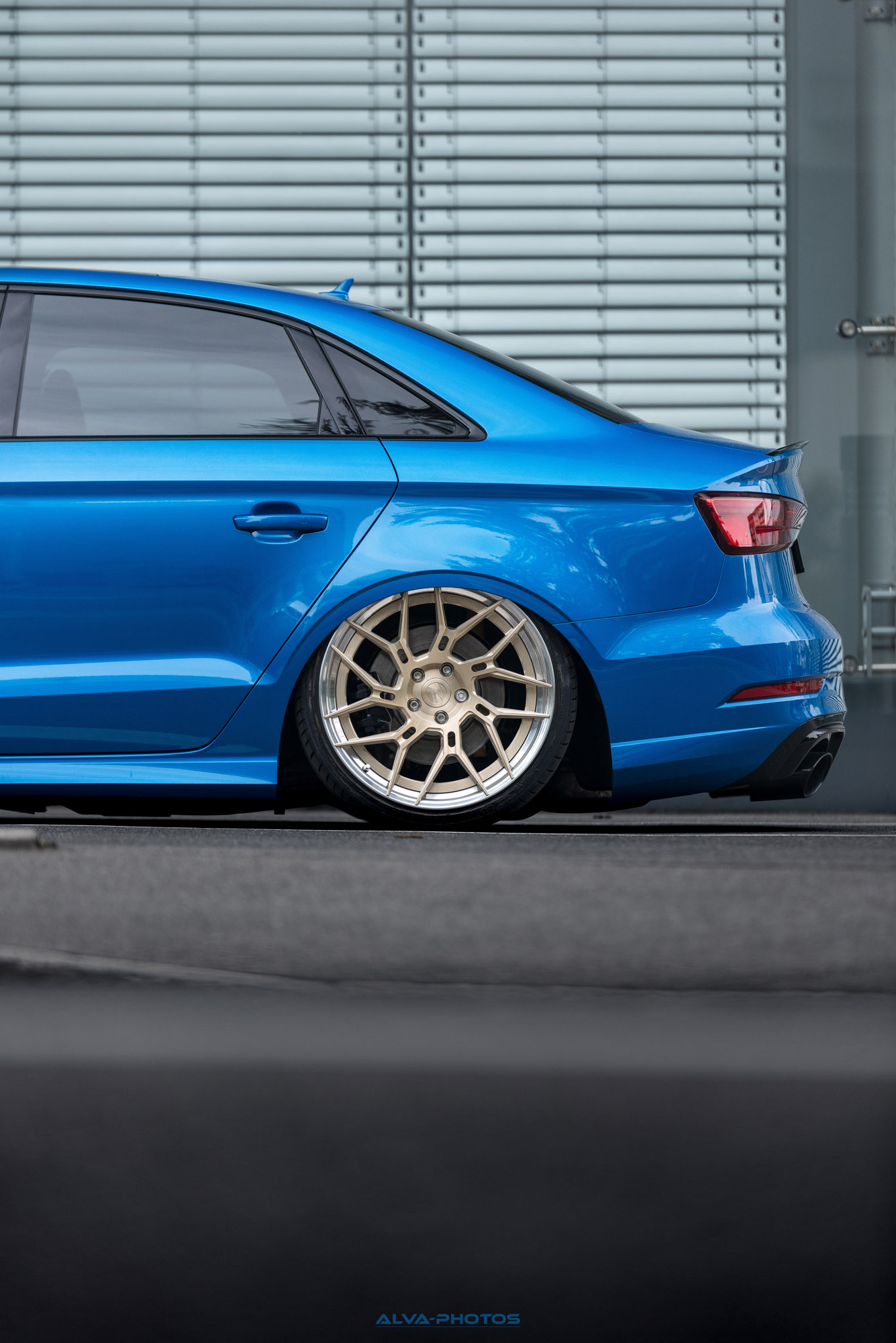 Z Performance Upgrades An Audi Rs 3