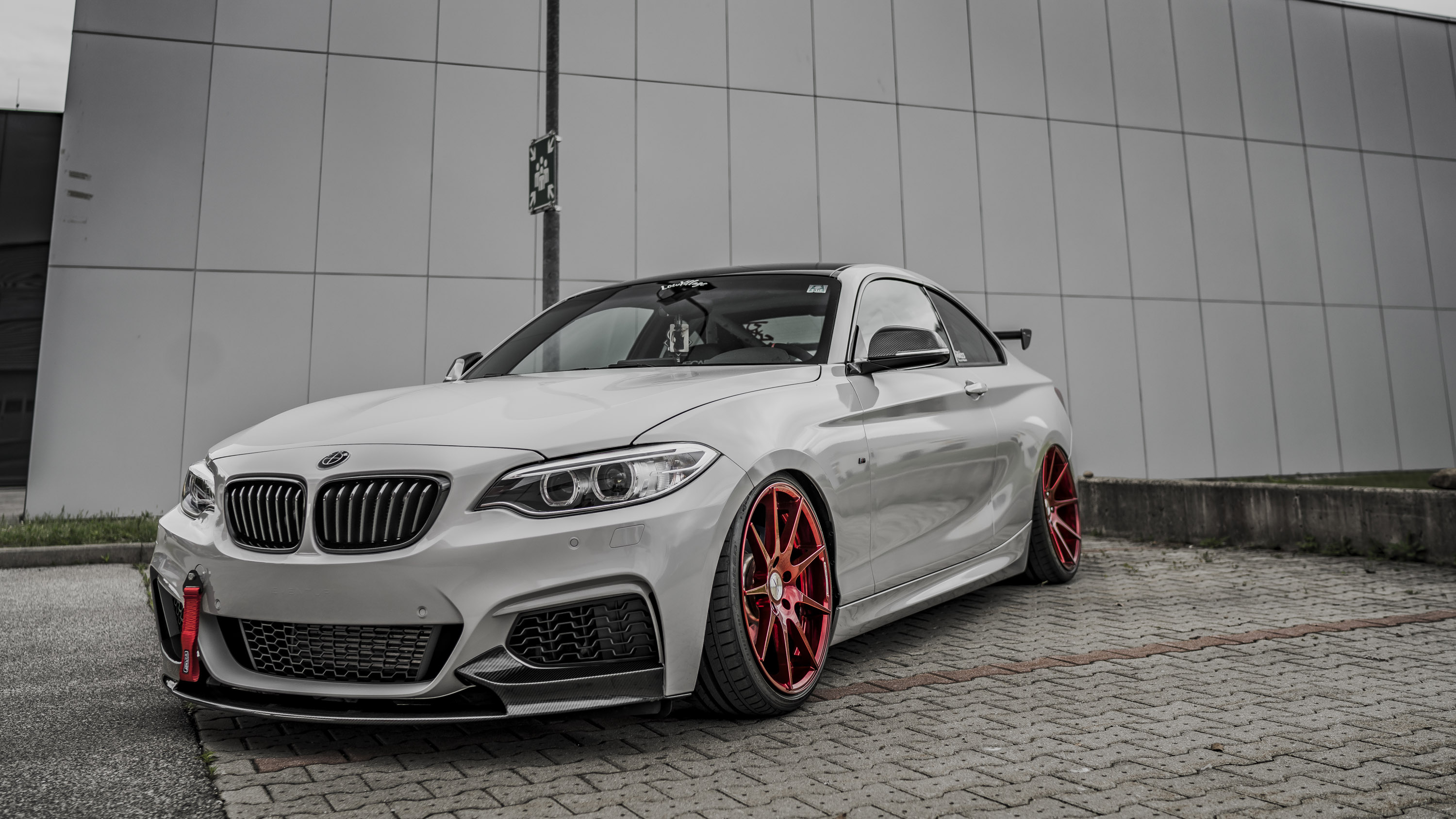 Z Performance Tweaks A Lucky Bmw M235i
