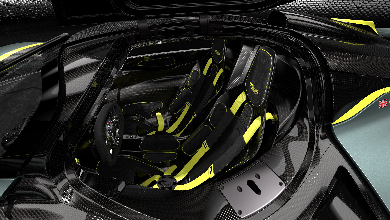 Aston Martin Reveals New Upgrade Packs For Valkyrie Hyper Car