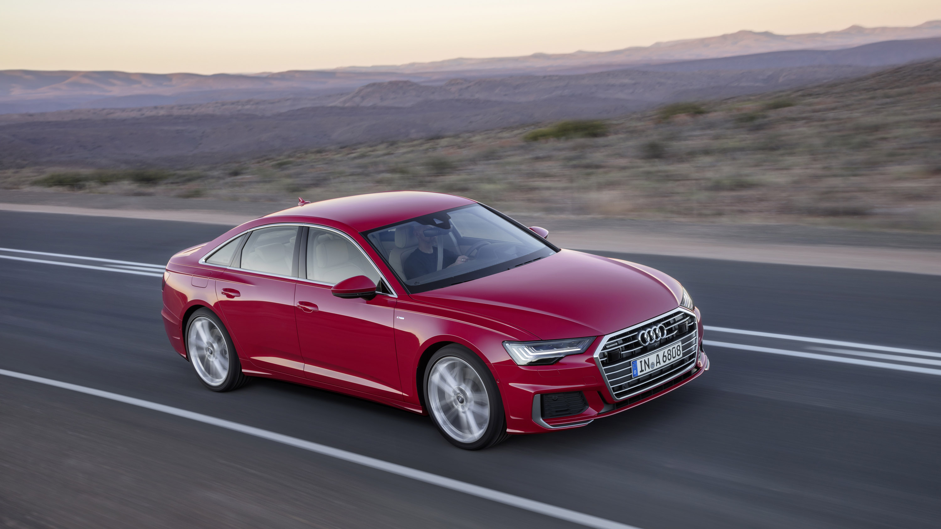 audi is about to reveal the 2019 a6 sedan. Black Bedroom Furniture Sets. Home Design Ideas