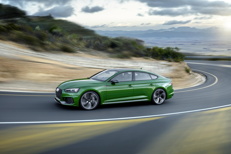 Audi Reveals 2019 Rs 5 Sportback