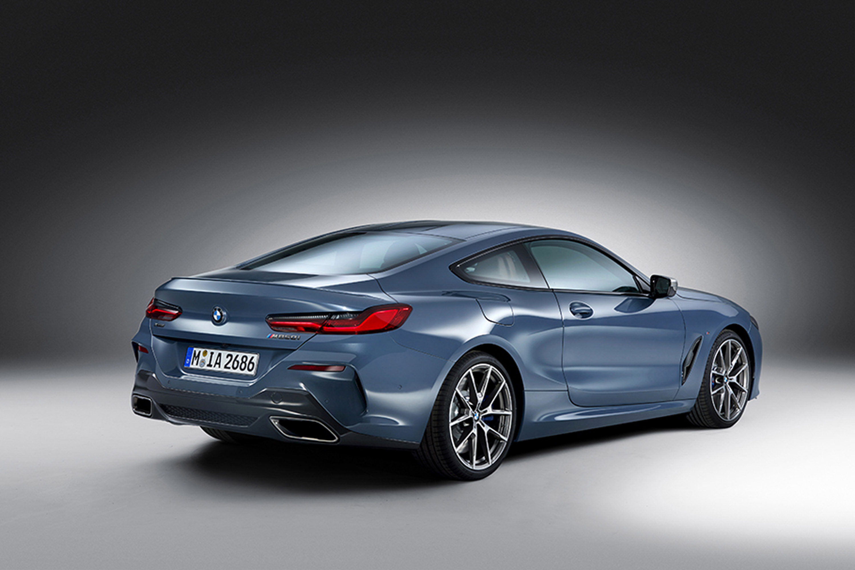 2019 Bmw 850i Xdrive Coupe Picture 136397