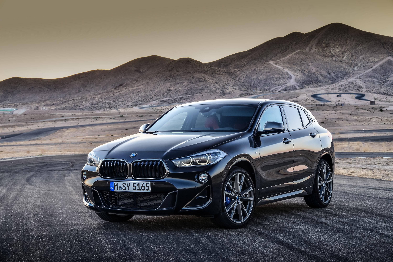 BMW reveals new X2 M35i SUV