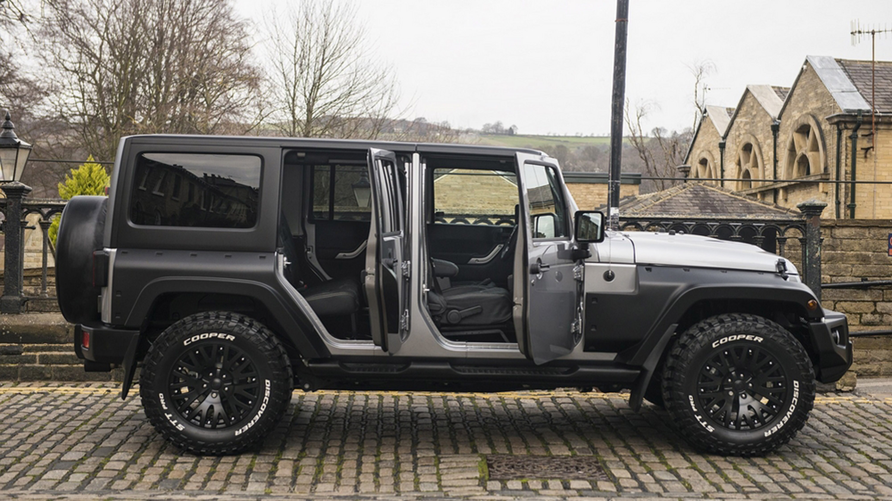 Kahn Design Presents New Tuning Project