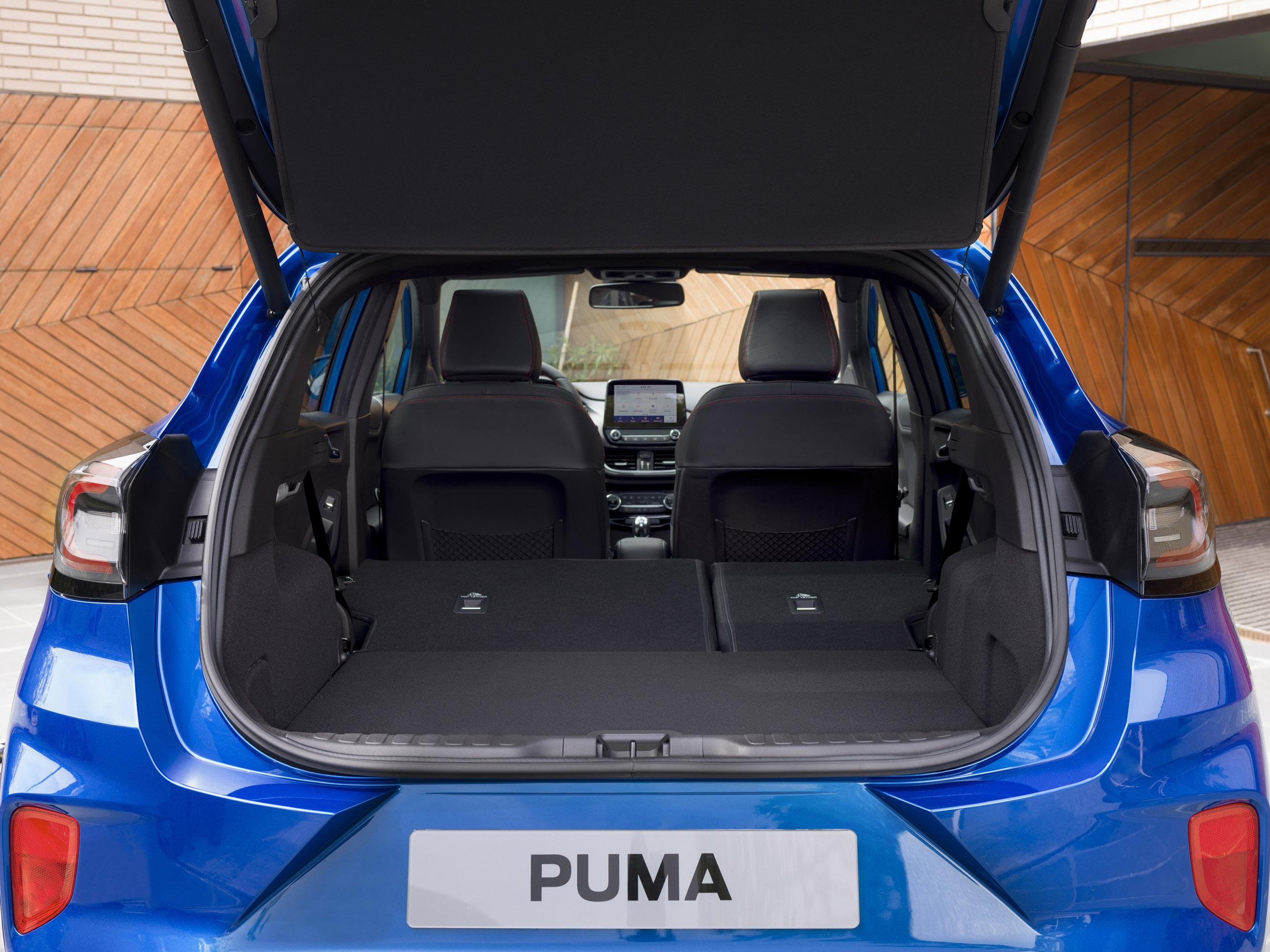 ford presents  puma crossover