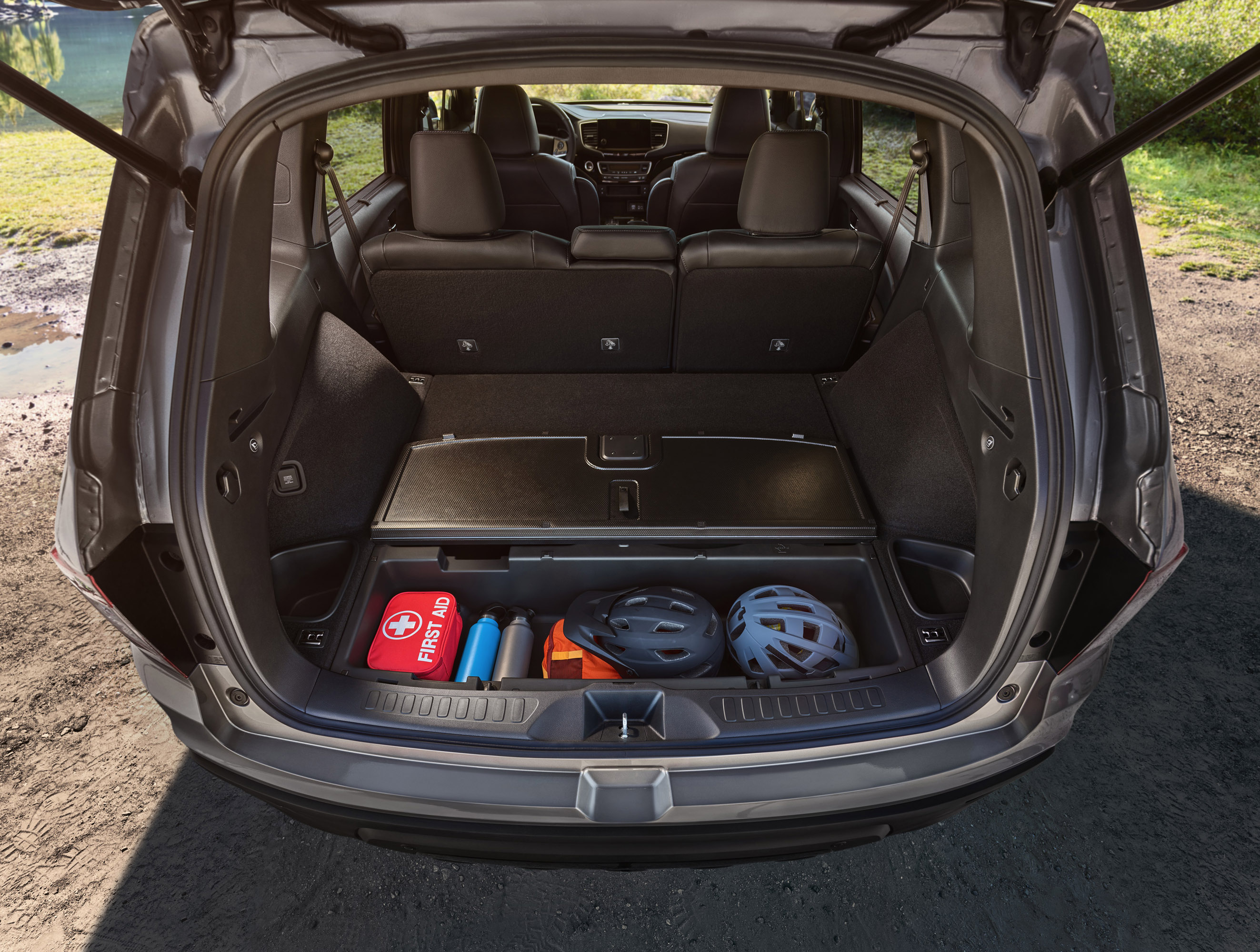 Honda reveals new Passport SUV