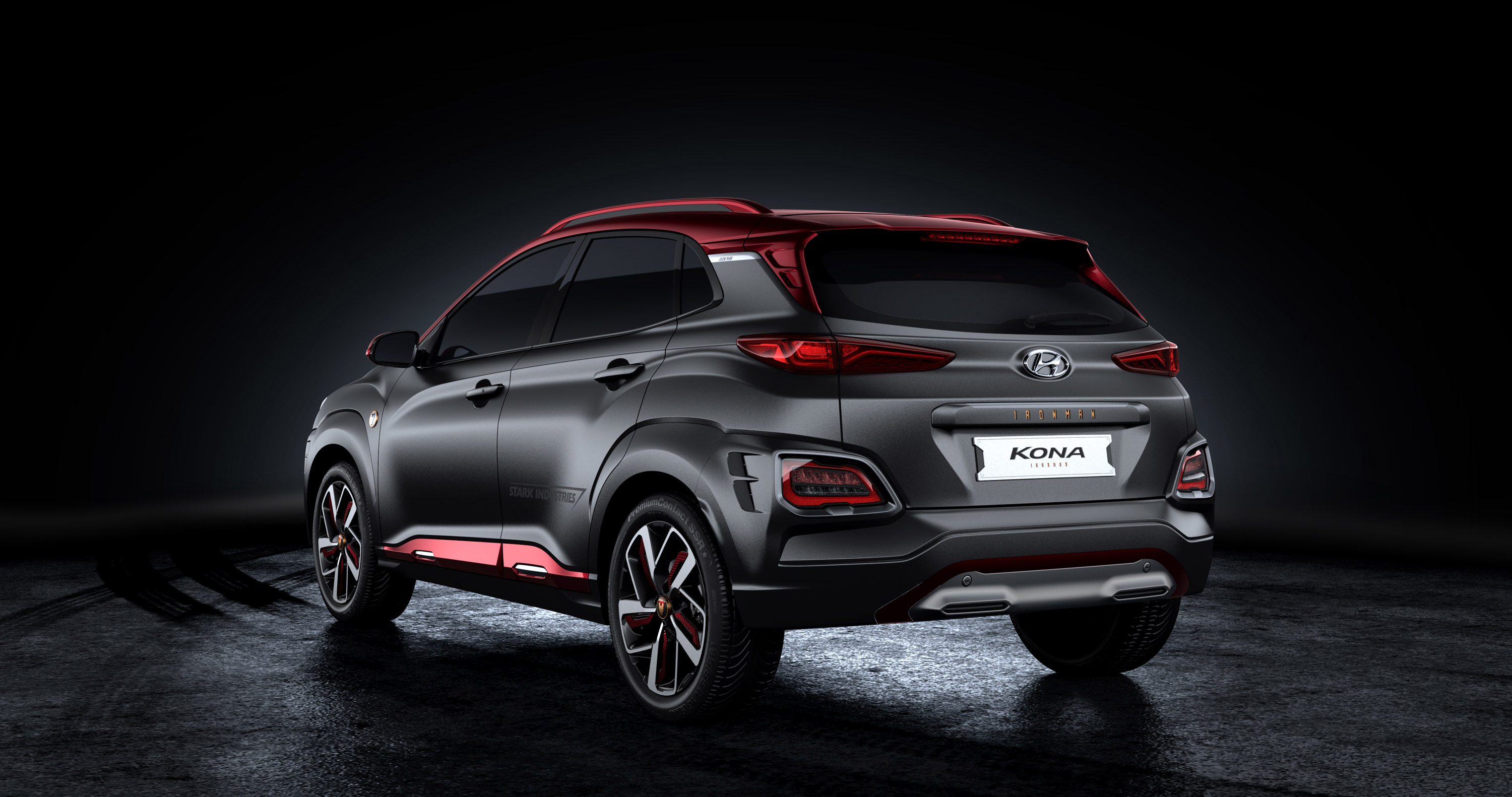 Hyundai Reveals Exclusive Kona Vehicle