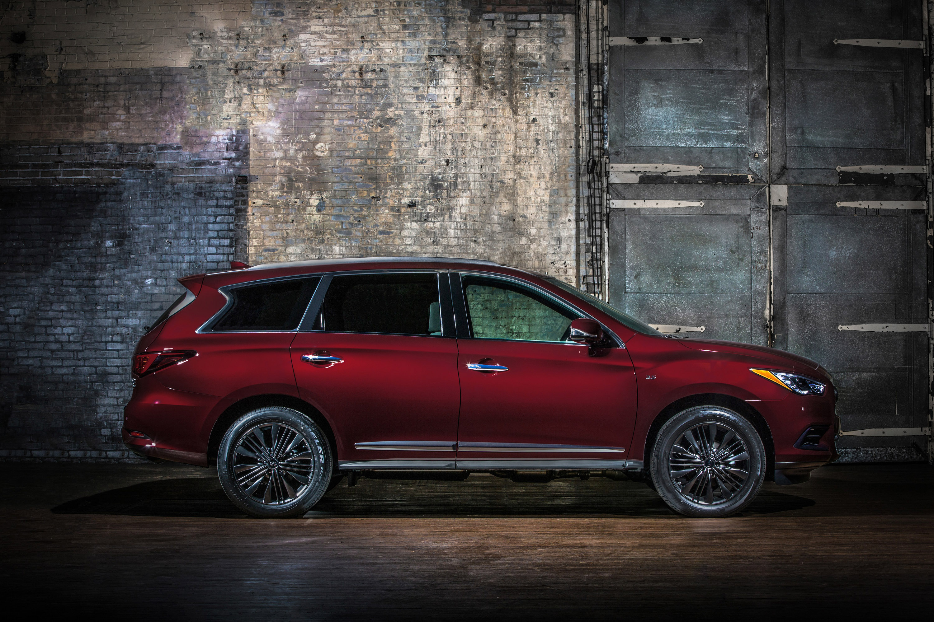 Jeep 2016 Lineup >> 2019 INFINITI QX60 LIMITED - Picture 135820