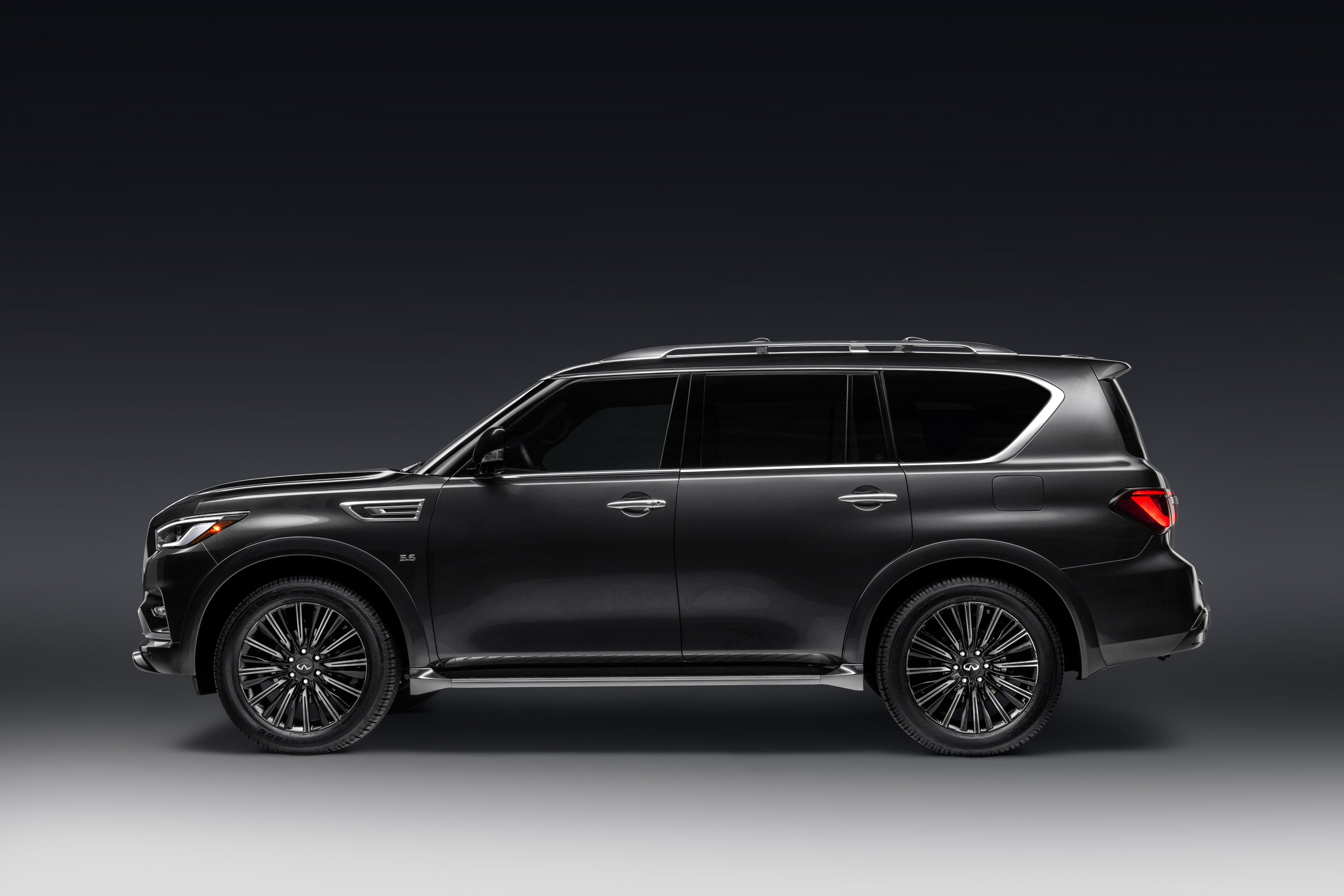 2019 infiniti qx80 limited edition