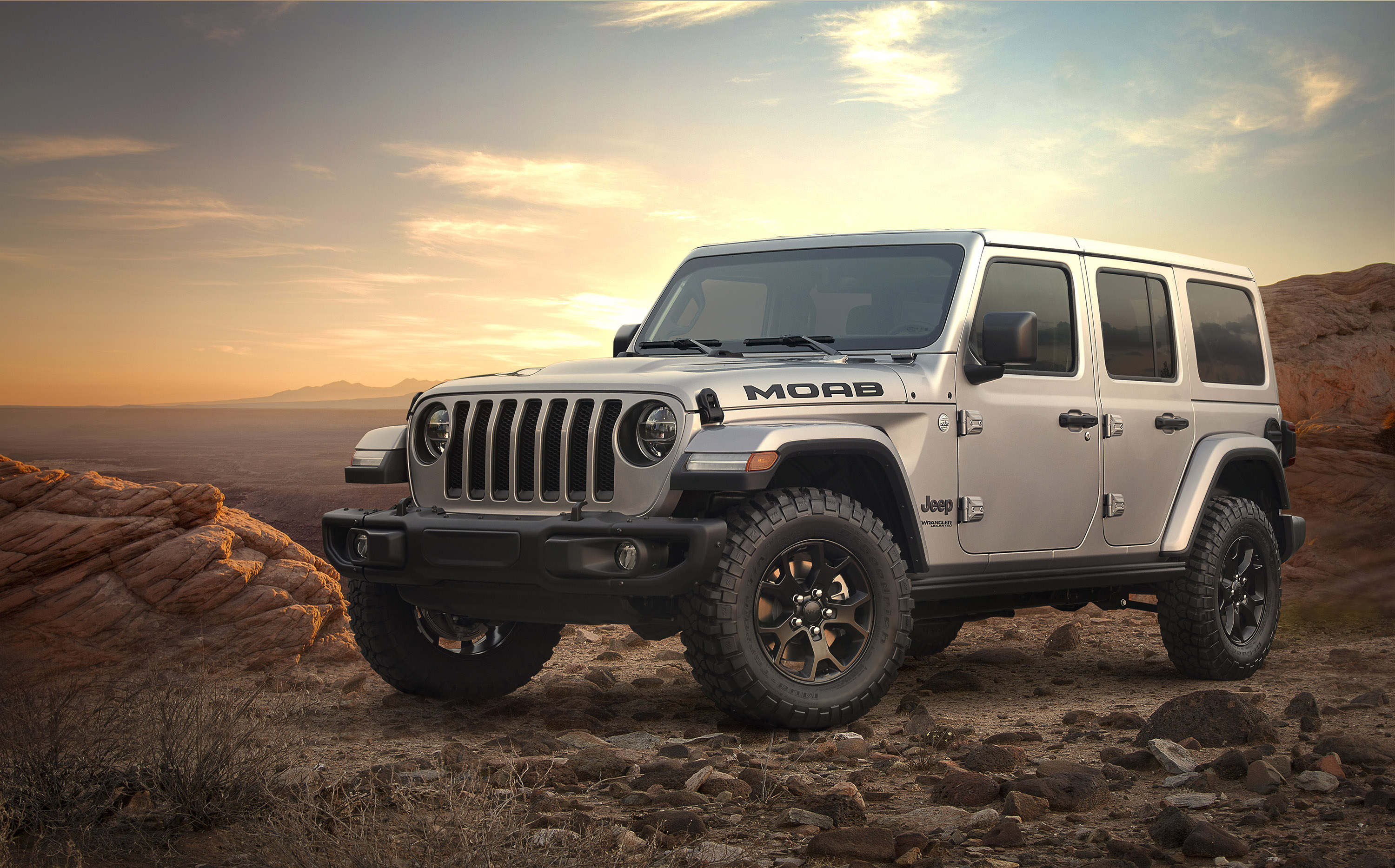 Jeep Presents Wrangler Moab Edition
