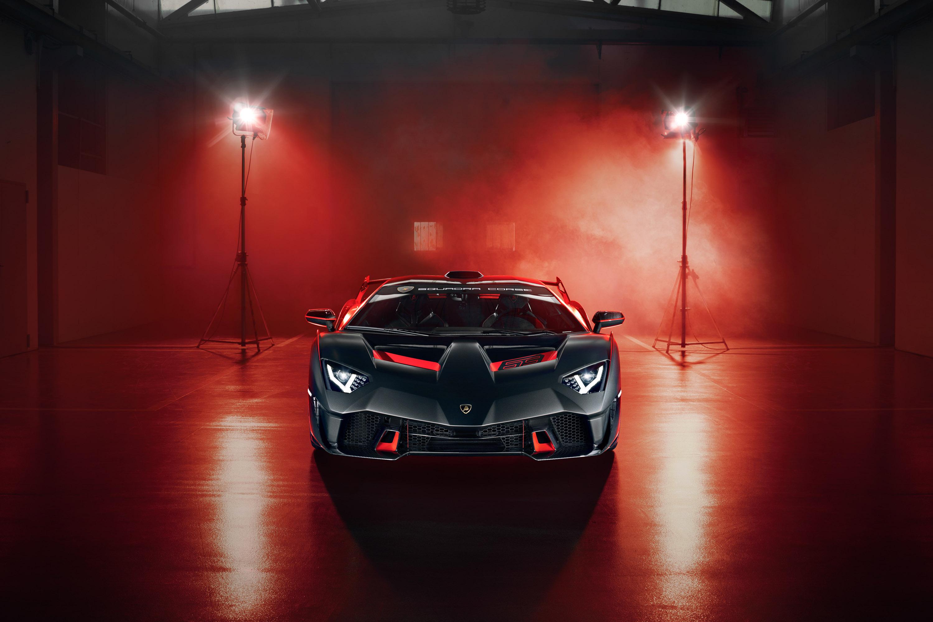 Lamborghini Team Announces Details About New Sc18 Alston