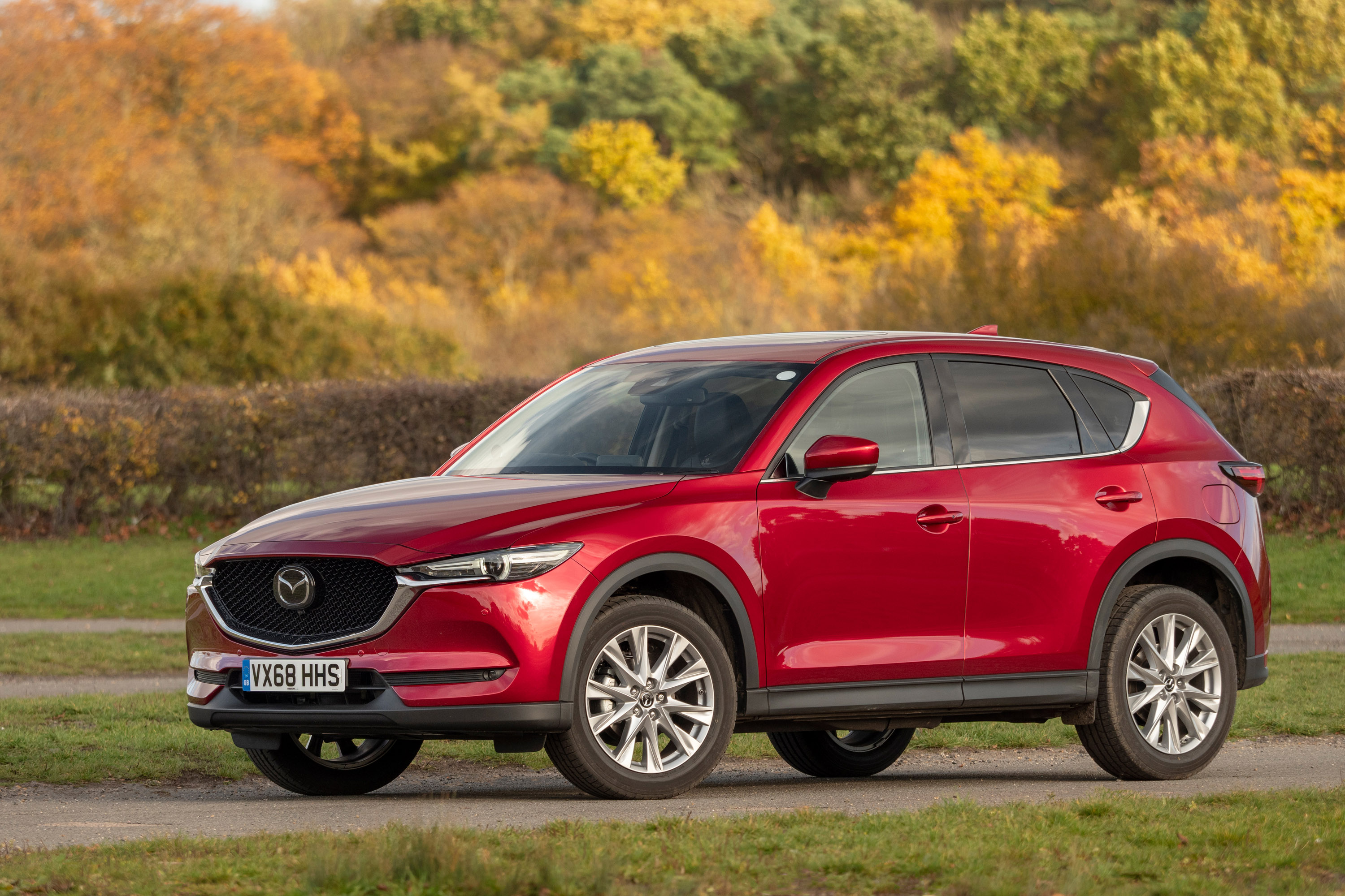 mazda reveals new cx 5 sport nav. Black Bedroom Furniture Sets. Home Design Ideas