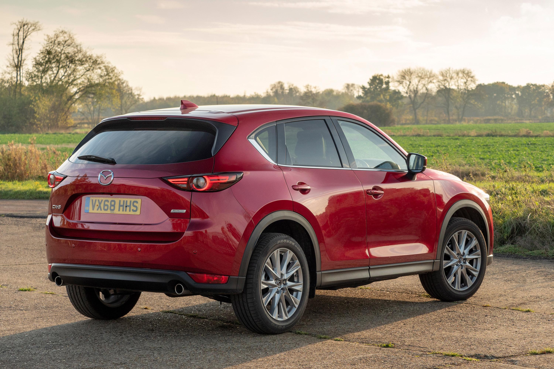 Mazda Reveals New Cx 5 Sport Nav