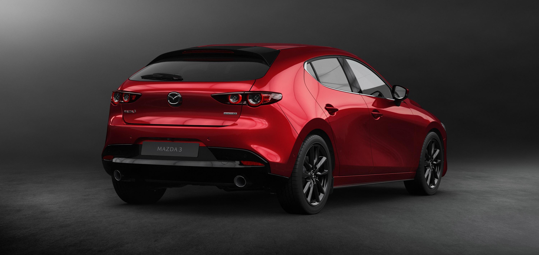Mazda presents new models for 2019