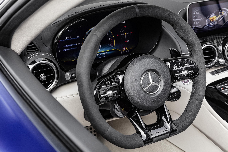Mercedes Amg Gt R >> AMG reveals new GT-R Roadster machine
