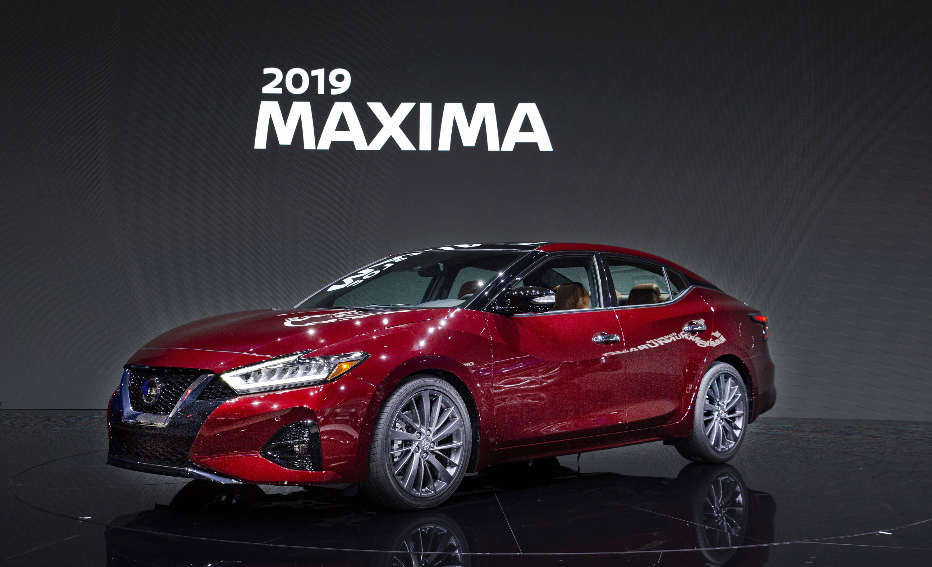 Nissan reveals purchase details about new 2019 Maxima
