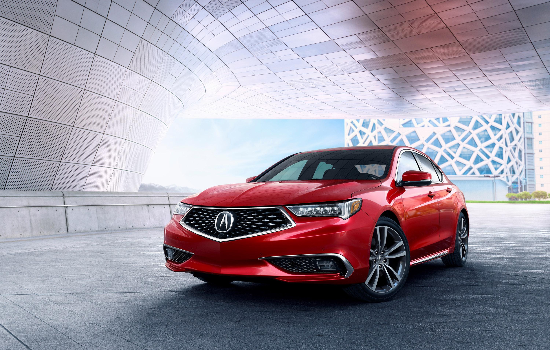 Acura presents new TLX models