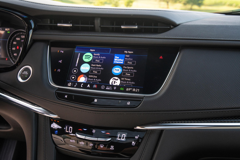 2017 Cadillac Xt5 Premium Luxury >> Cadillac reveals new 2020 XT5 Premium SUV