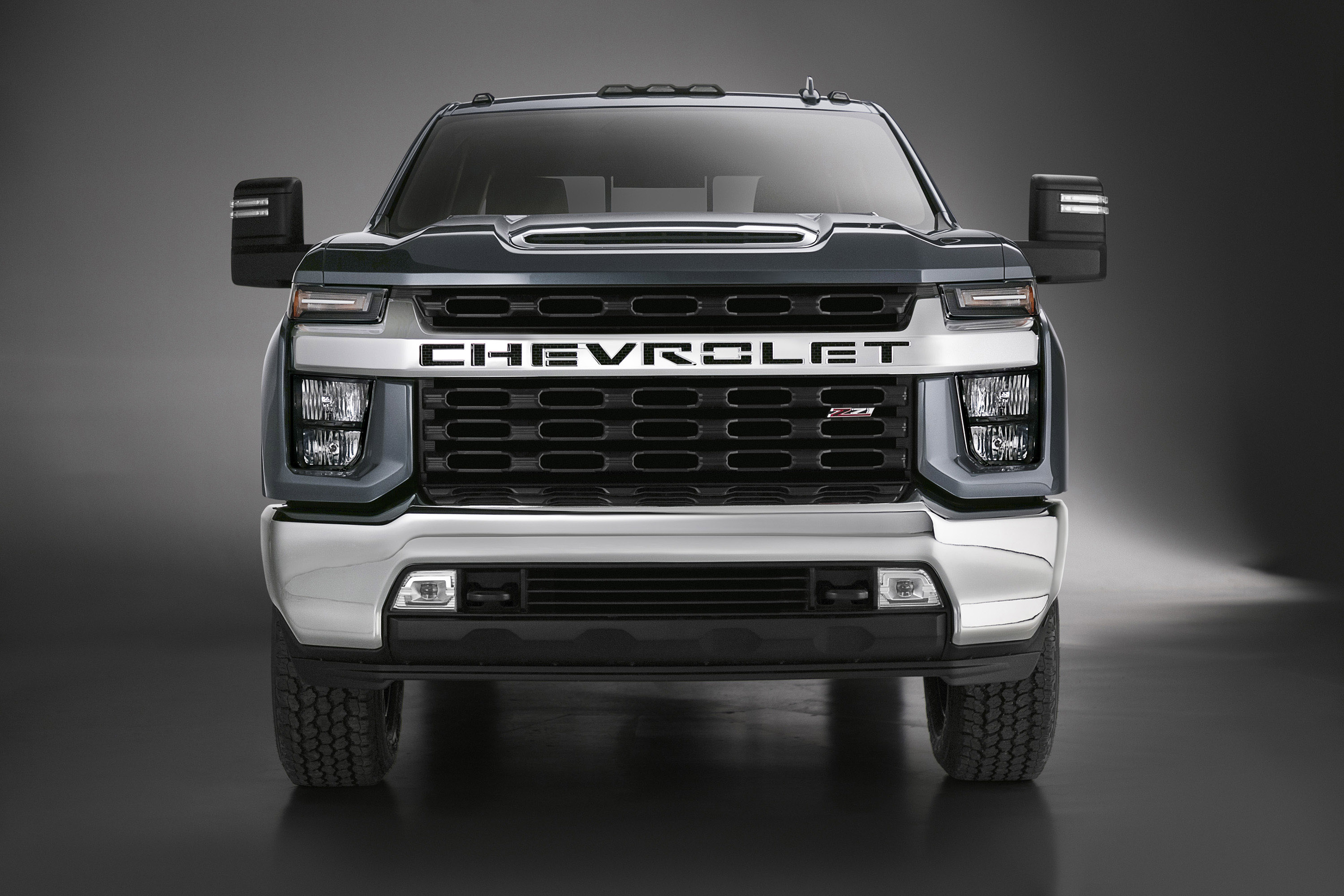 Chevy reveals new Silverado HD models