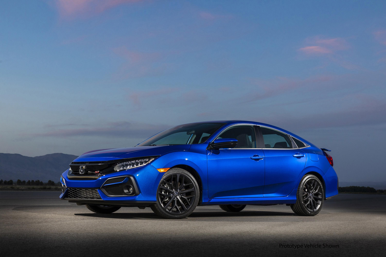 2014 Honda Civic Si For Sale >> Honda presents new Civic Si Sedan and Coupe models