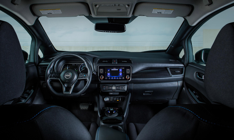 Nissan reveals details about new 2020 LEAF lineup
