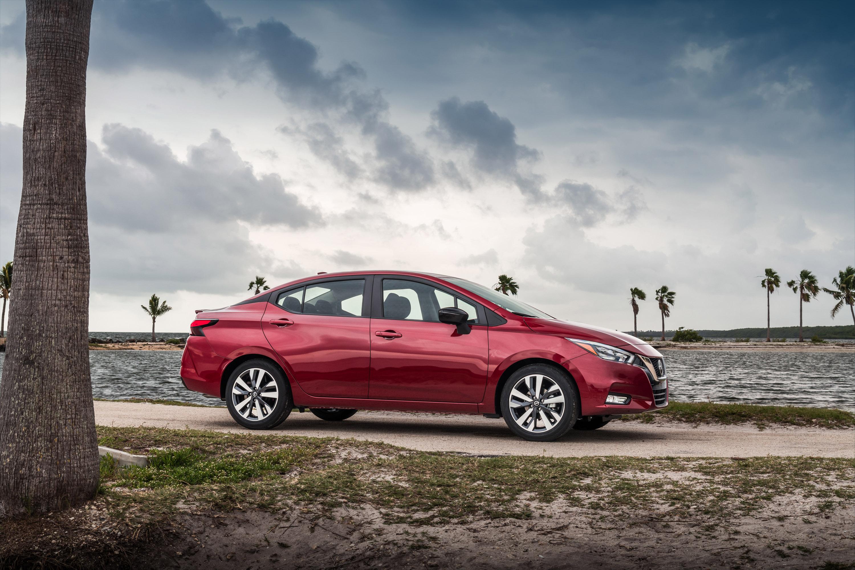 Nissan reveals new 2020 Versa model