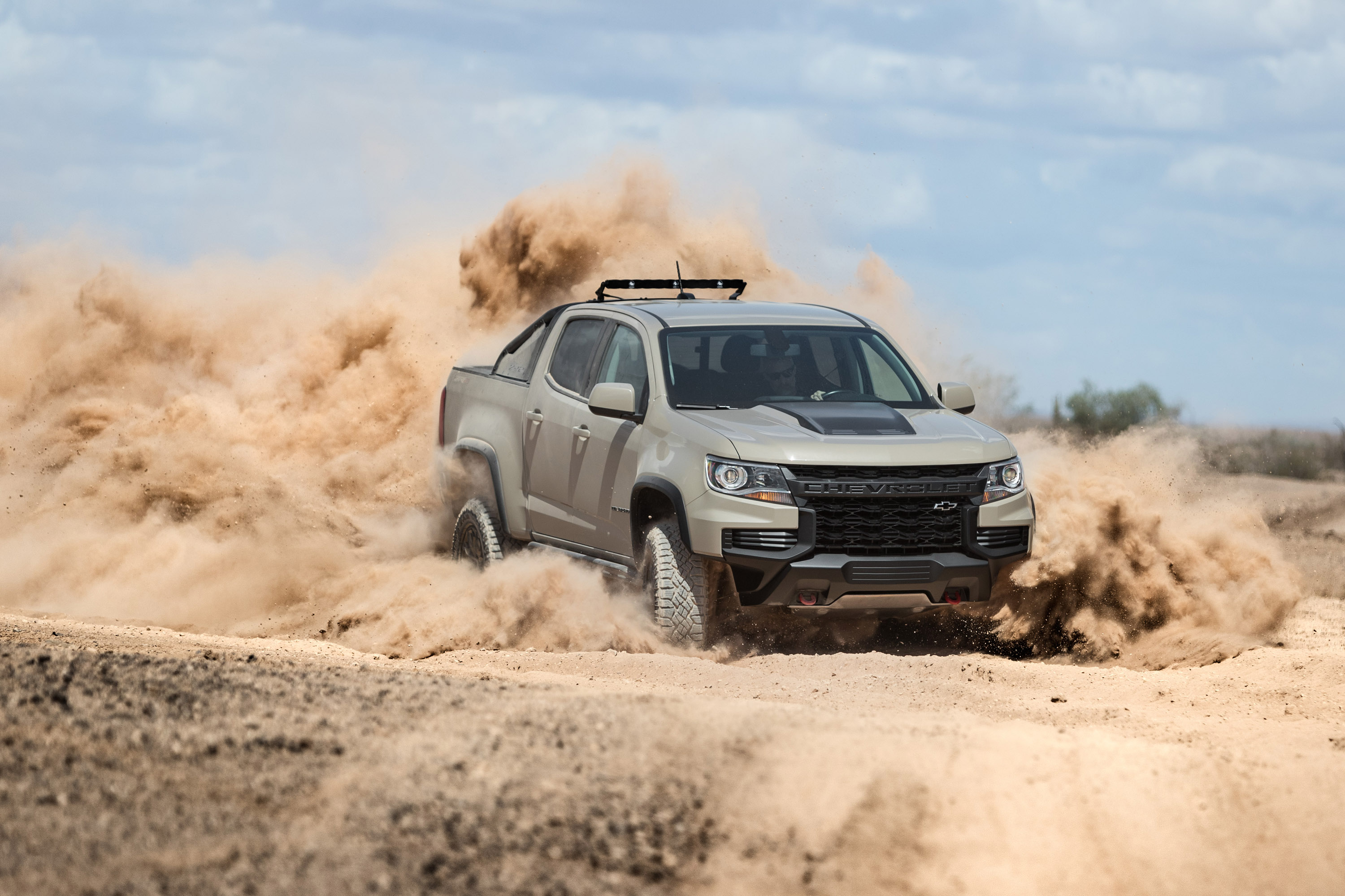 Chevrolet team reveals new 2021 Colorado lineup