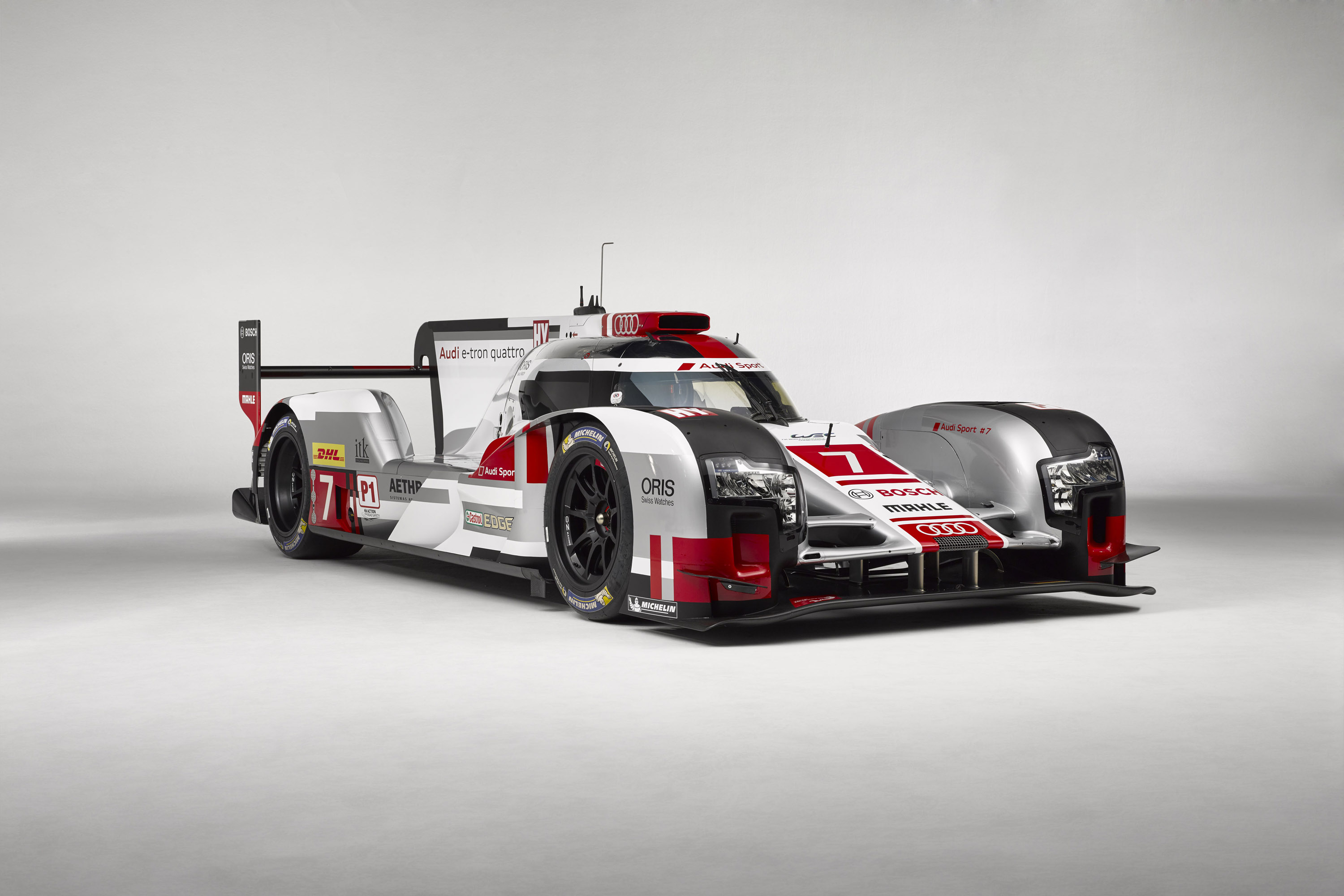 Audi R18 eTron Track Test  Motortrend