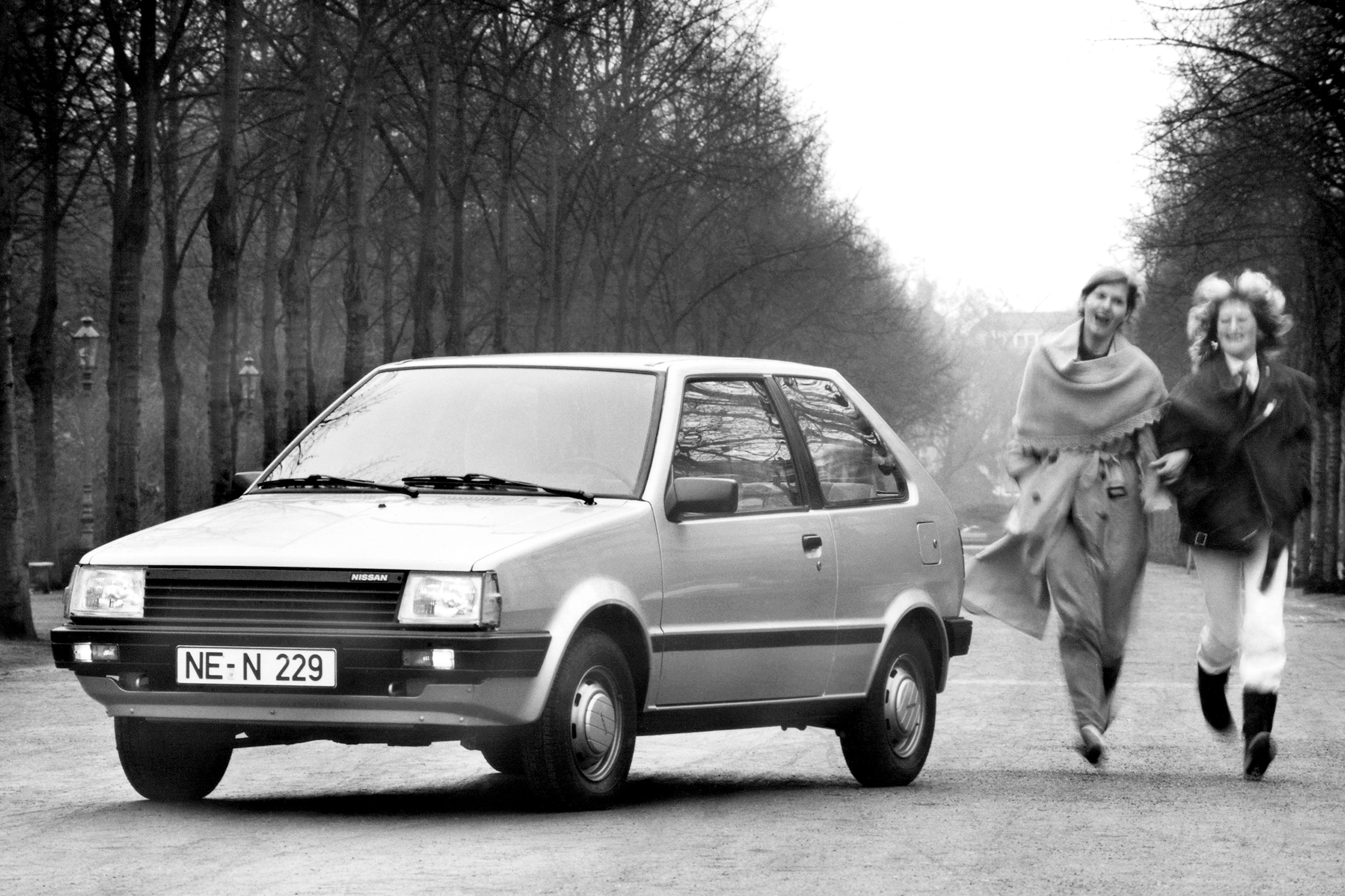 25 Years Of The British Love Affair With Nissan Micra