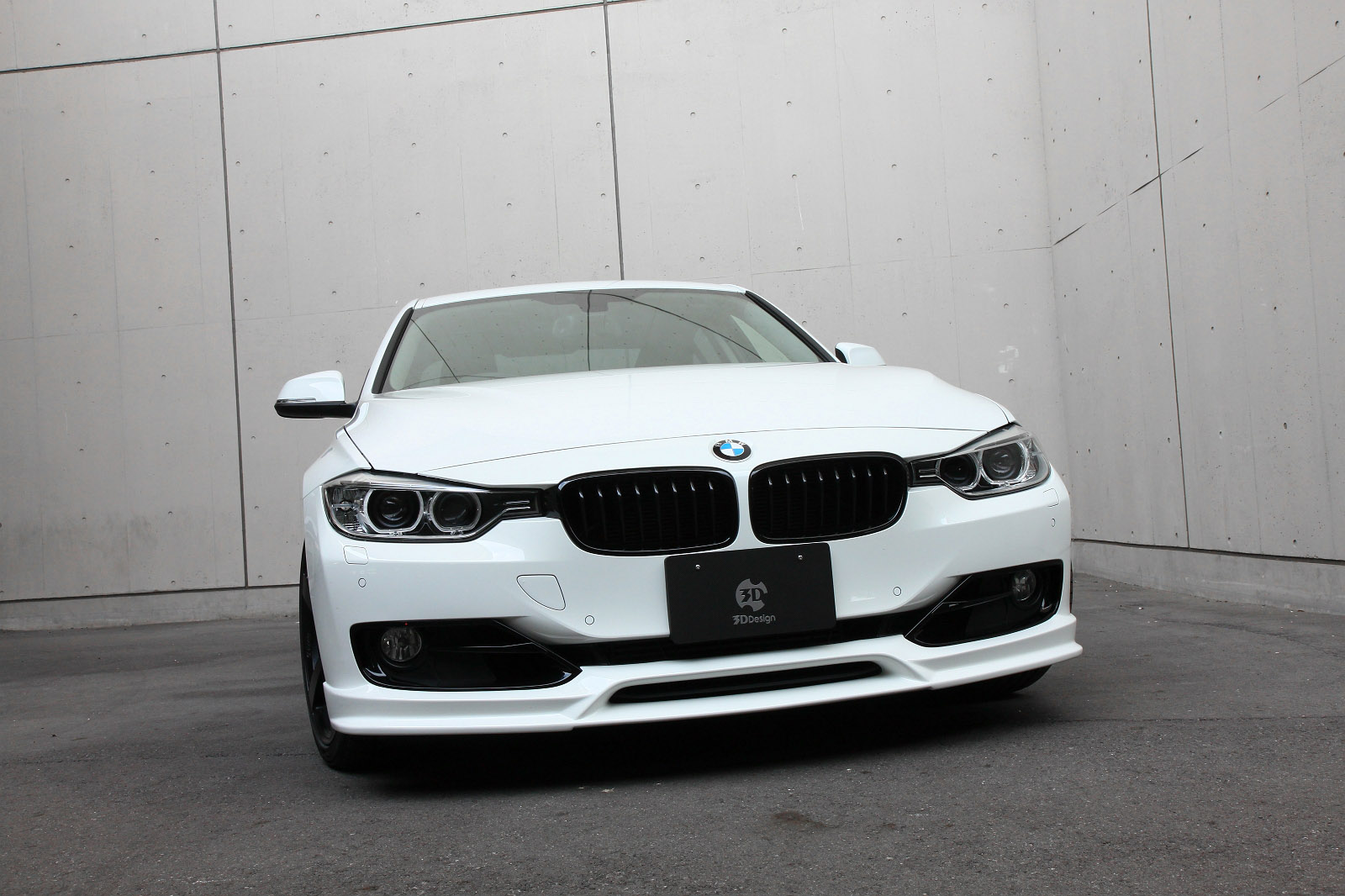 3D Design BMW 3-Series F30 Body Kit - Picture 71248