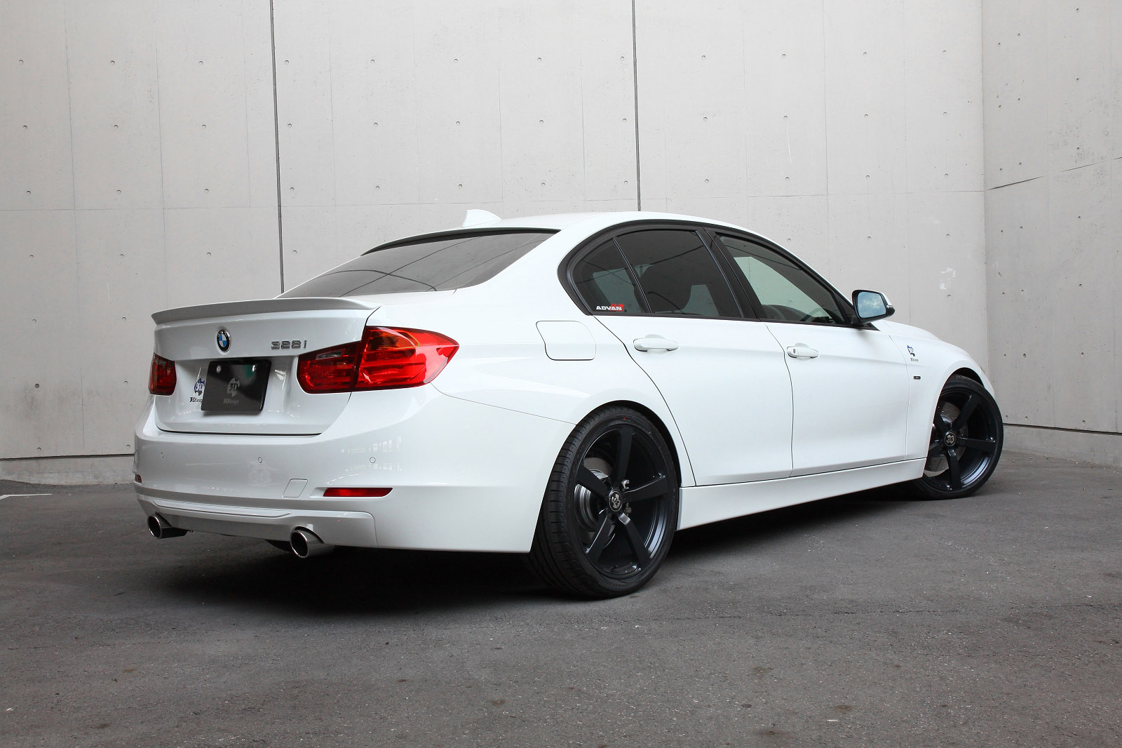 3d Design Bmw 3 Series F30 Body Kit Picture 71251