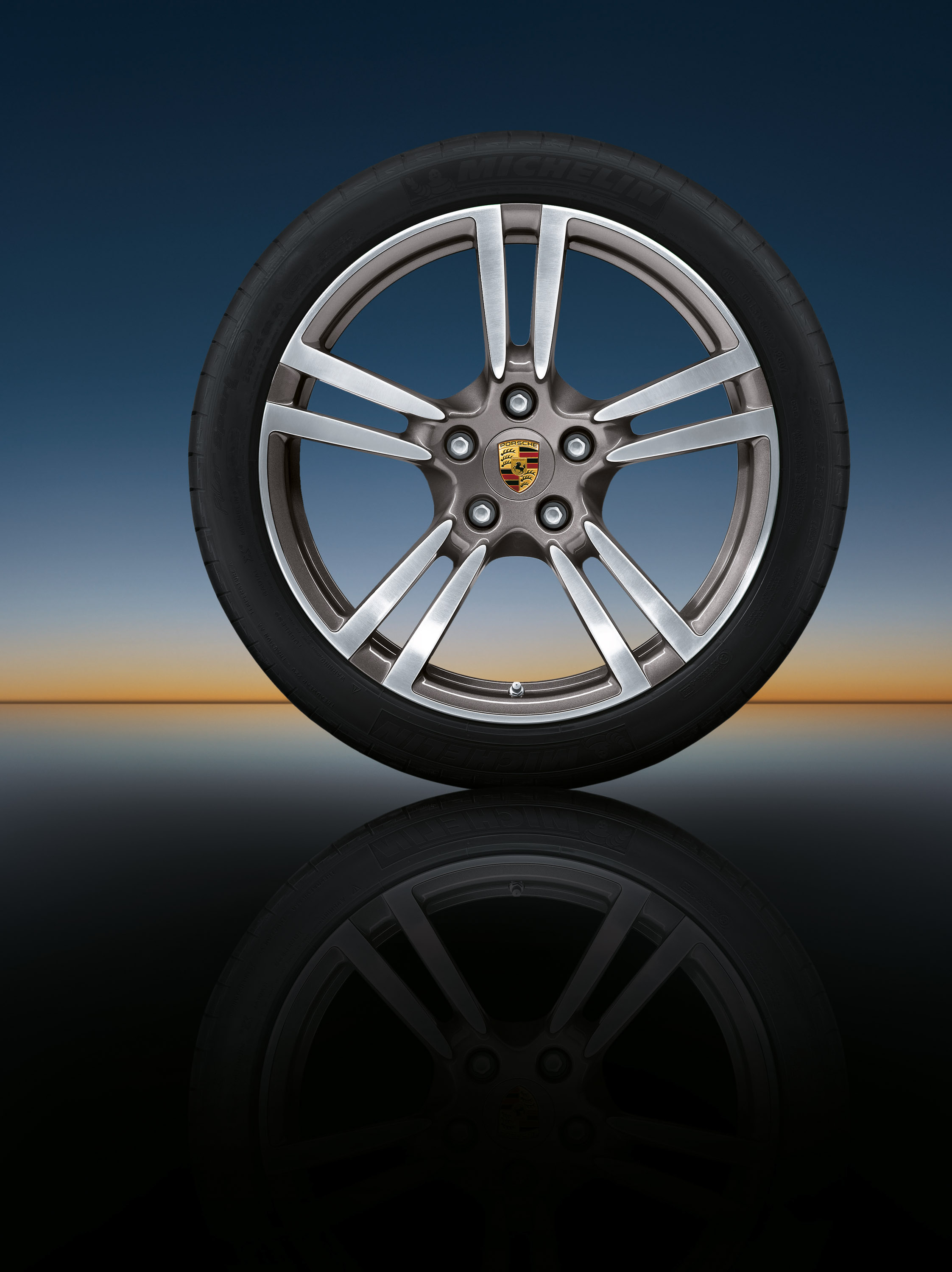 New 20 Inch Forged Wheels For The Luxorious Porsche Panamera