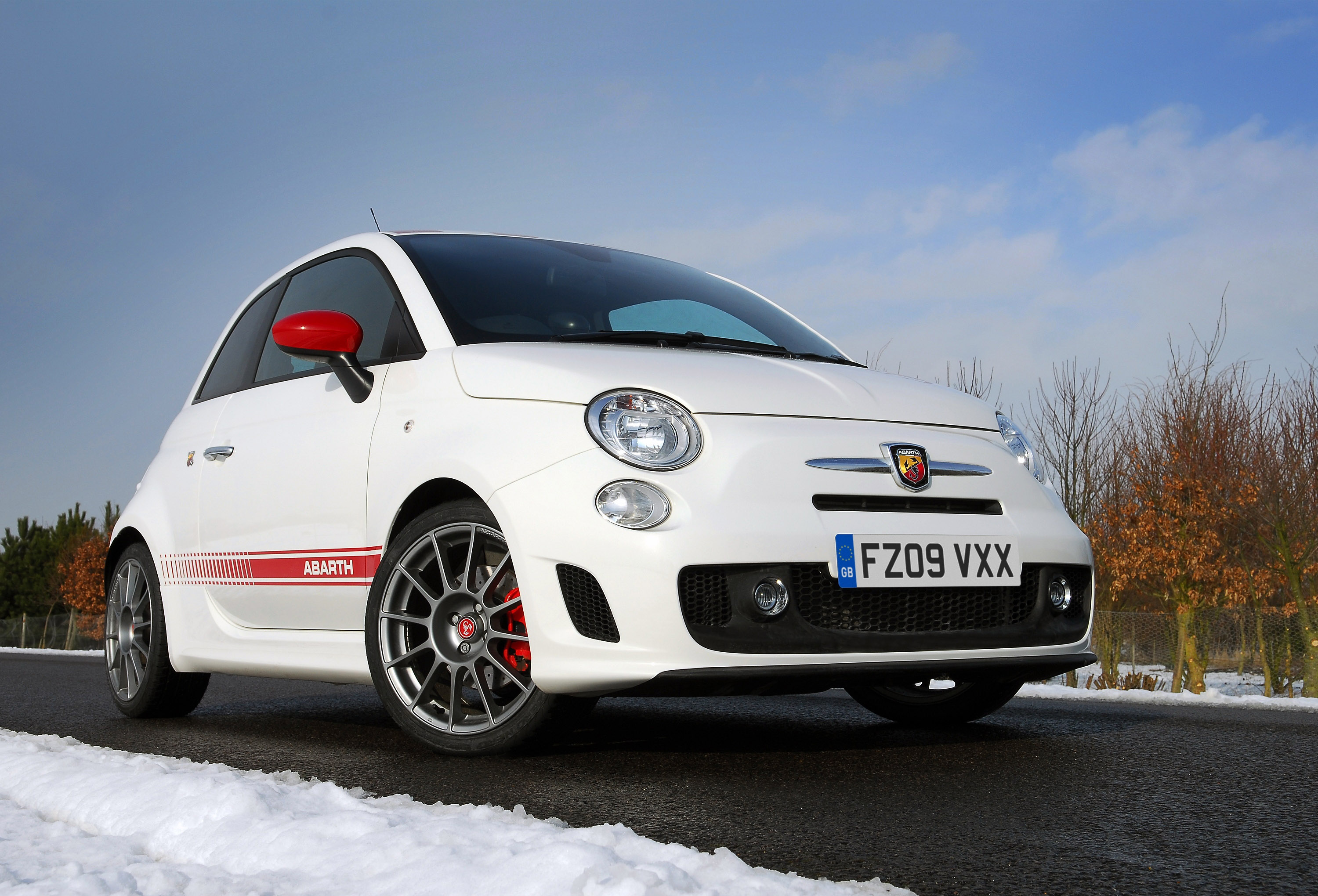 Abarth 500 esseesse - Picture 39117