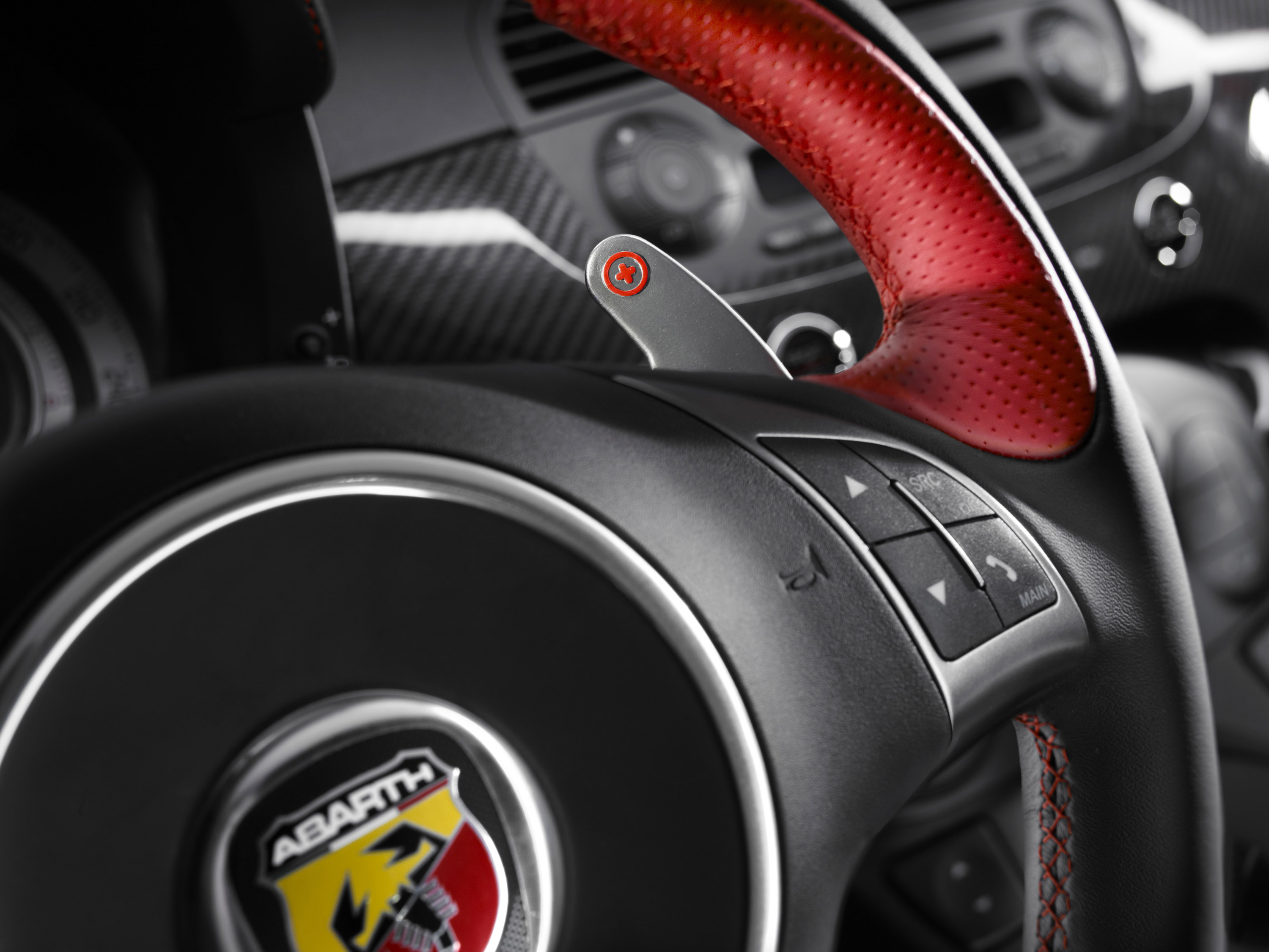Abarth 695 Tributo Ferrari For The Uk