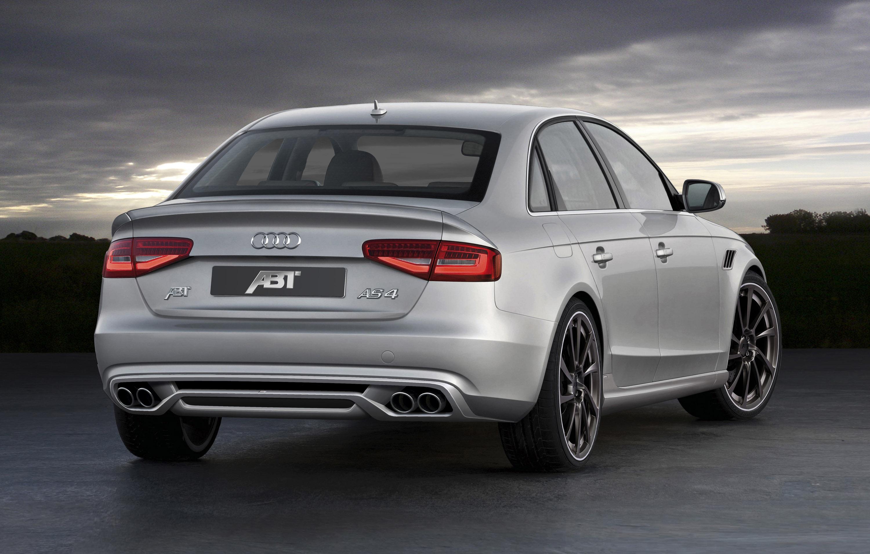 ABT 2012 Audi A4 - Picture 63747