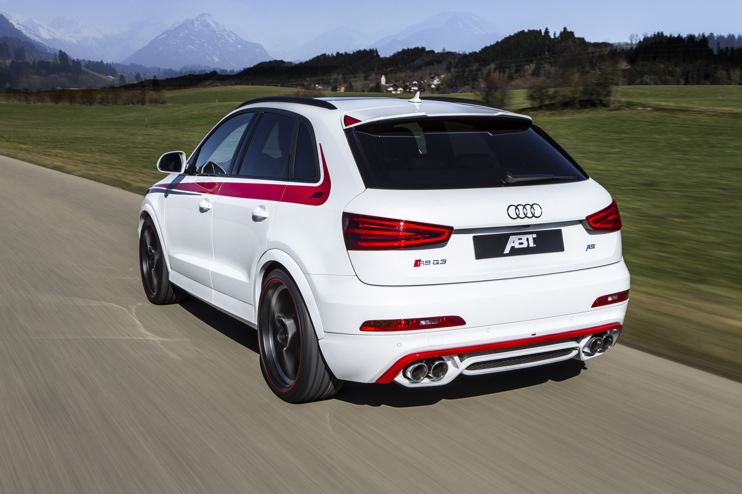 Abt Audi Rs Q3 410hp And 530nm