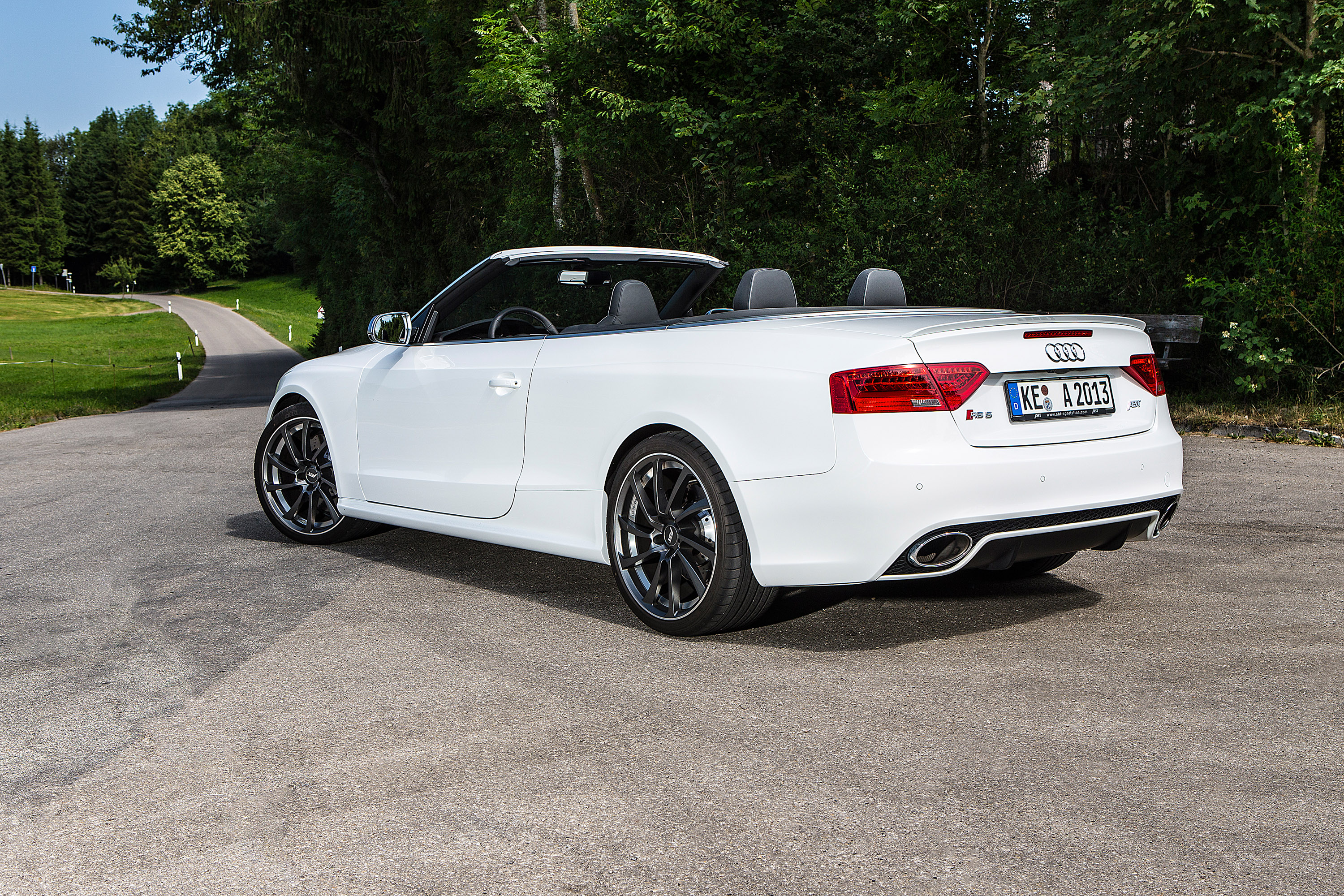 Abt Audi Rs5 Convertible Picture 99716