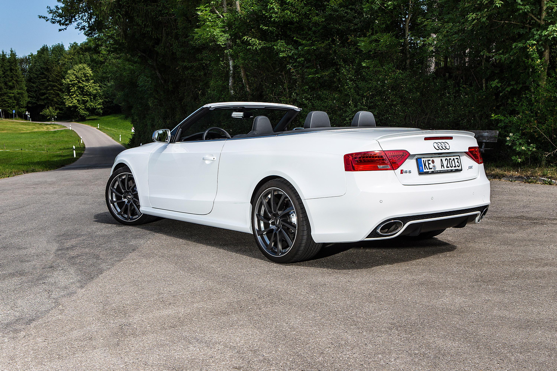 Abt Sportsline Audi Rs5 Convertible