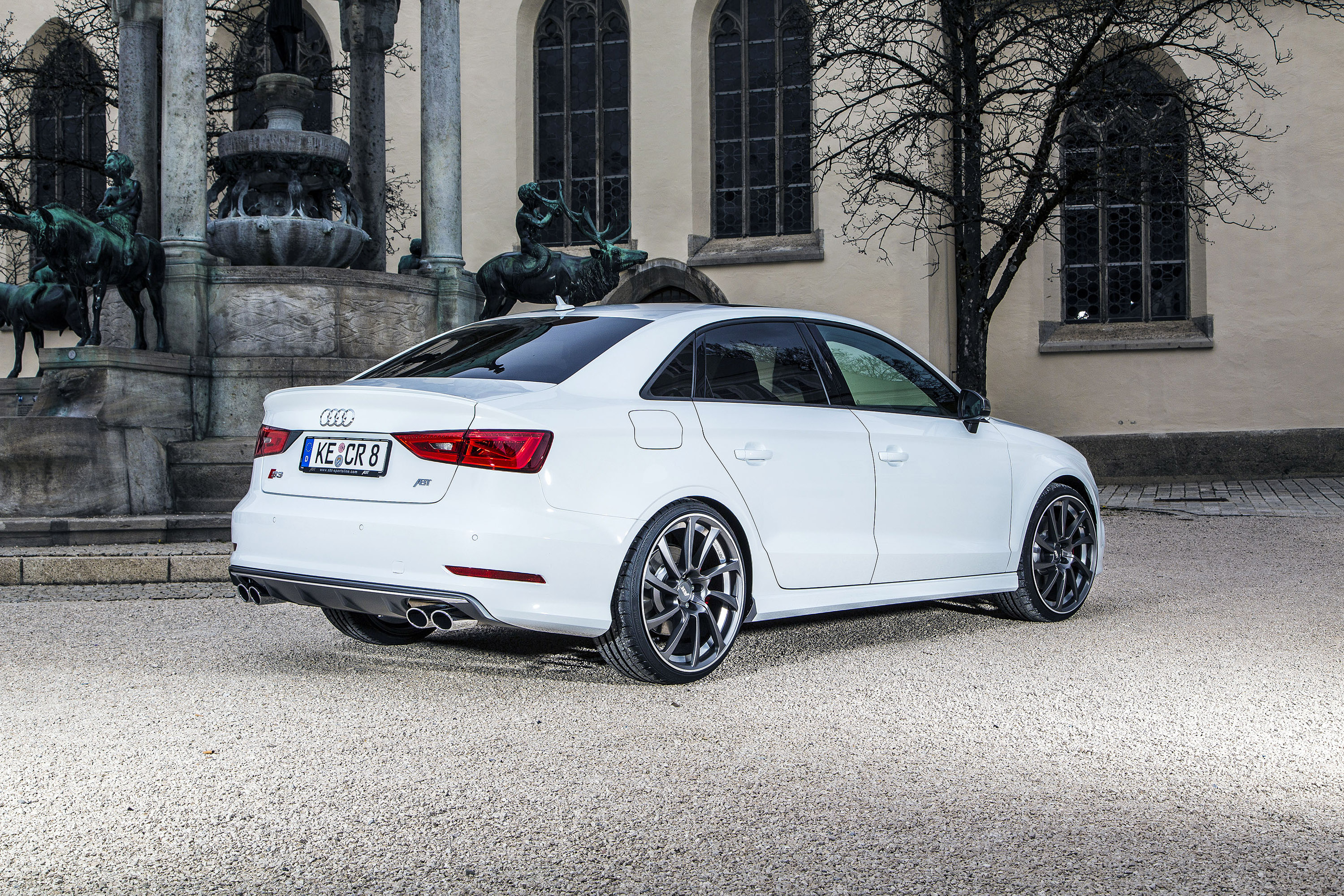 abt audi s3 saloon 370hp and 460nm. Black Bedroom Furniture Sets. Home Design Ideas