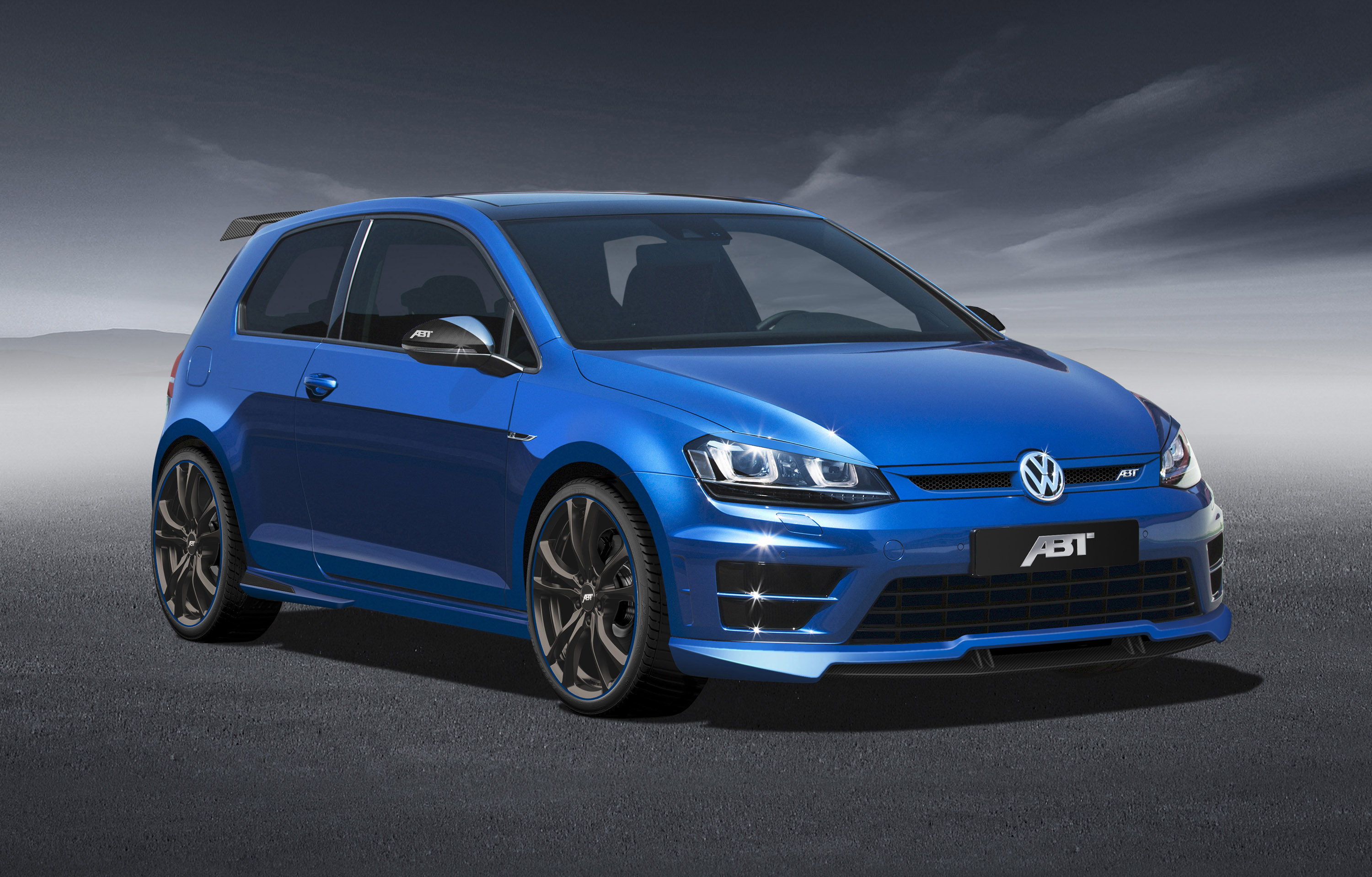 abt volkswagen golf vii r 370hp and 460nm. Black Bedroom Furniture Sets. Home Design Ideas