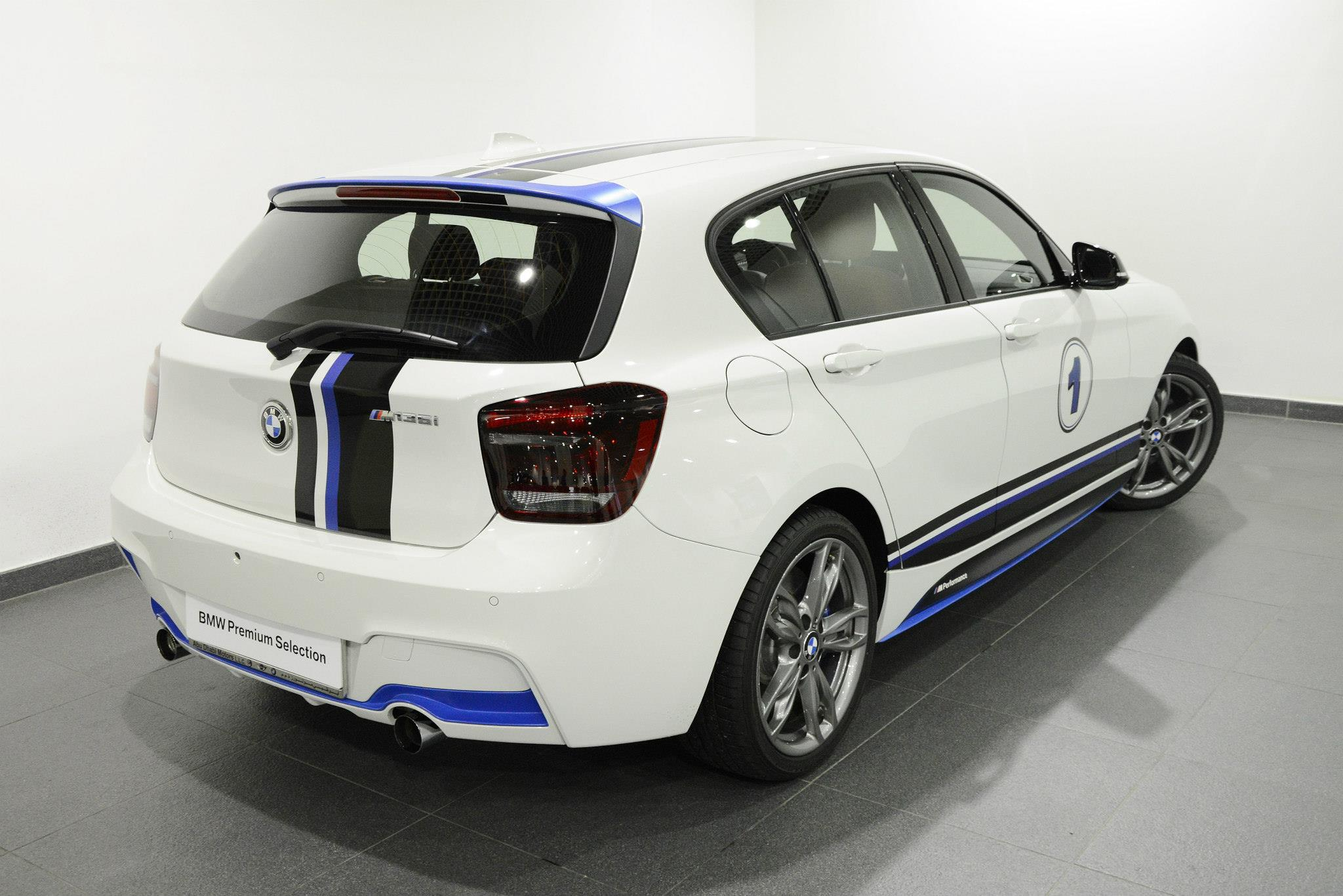 Abu Dhabi Bmw 1 Series M135i Another One