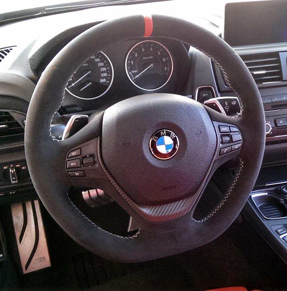 BMW Twin Turbo >> Abu Dhabi BMW 135i ///M Performance Special Edition