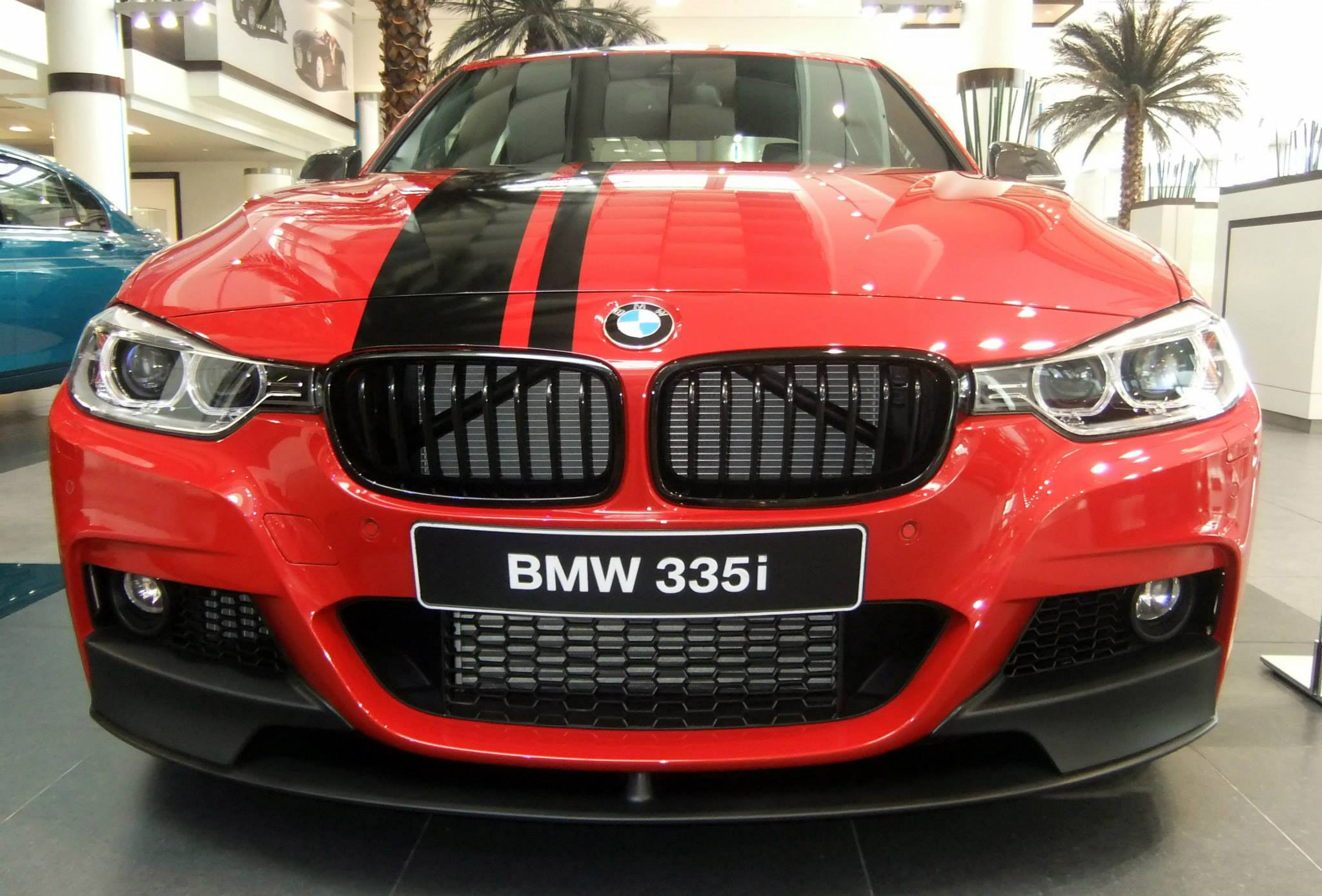 Abu Dhabi Bmw 3 Series F30 335i M Performance
