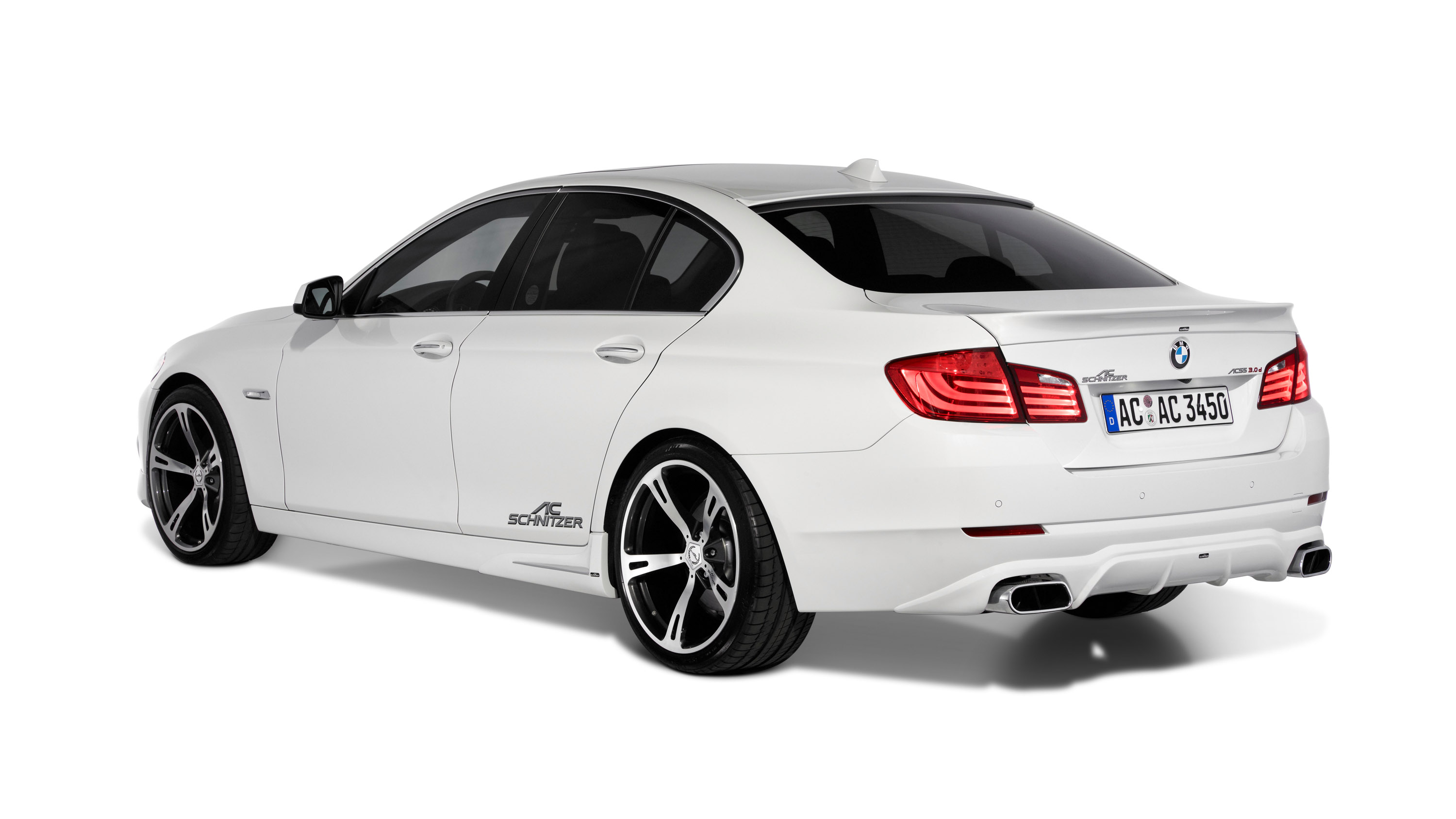 AC Schnitzer releases program for the BMW 5 series Saloon F10