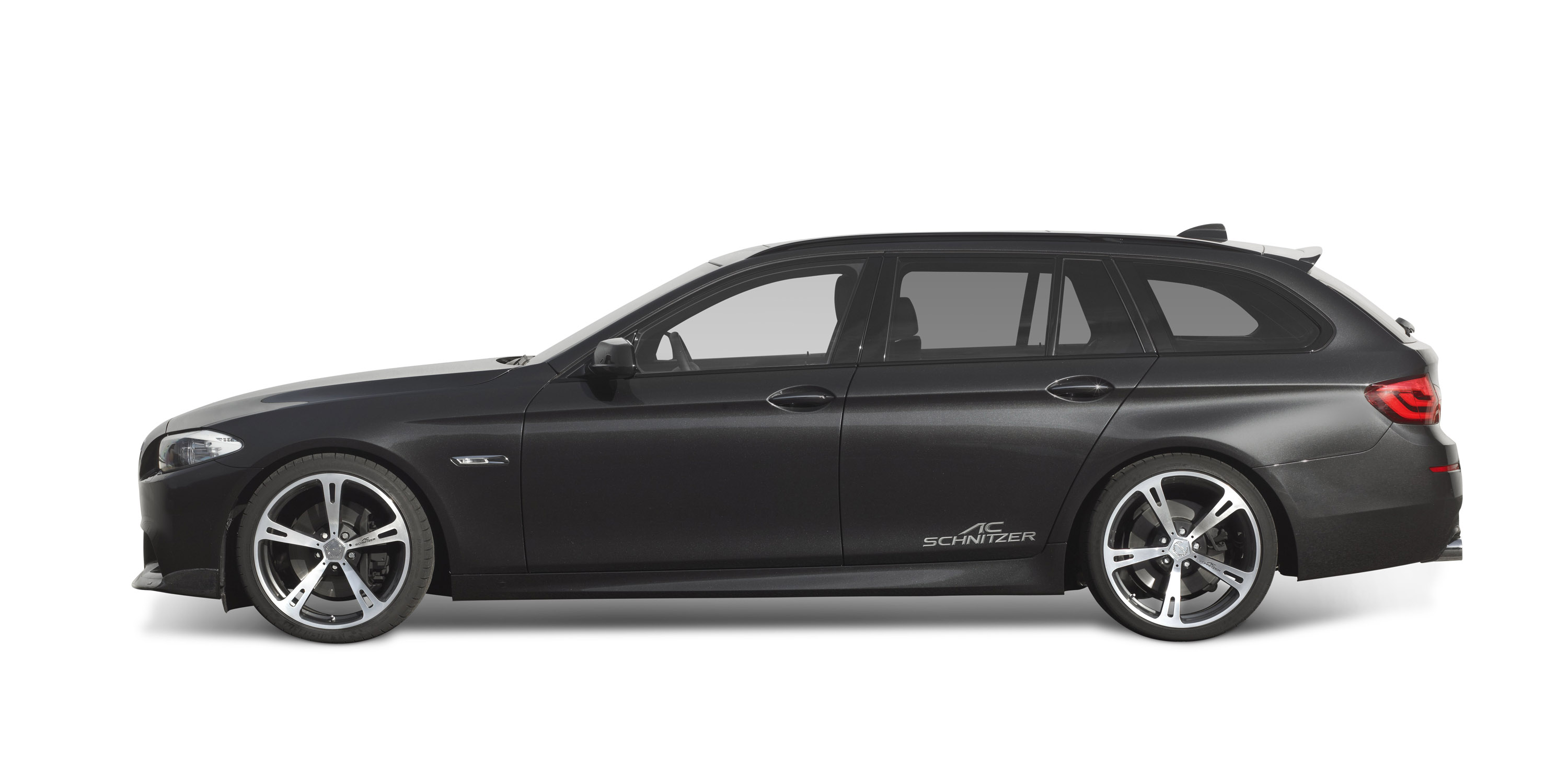 ac schnitzer refines the new bmw 5 series touring. Black Bedroom Furniture Sets. Home Design Ideas