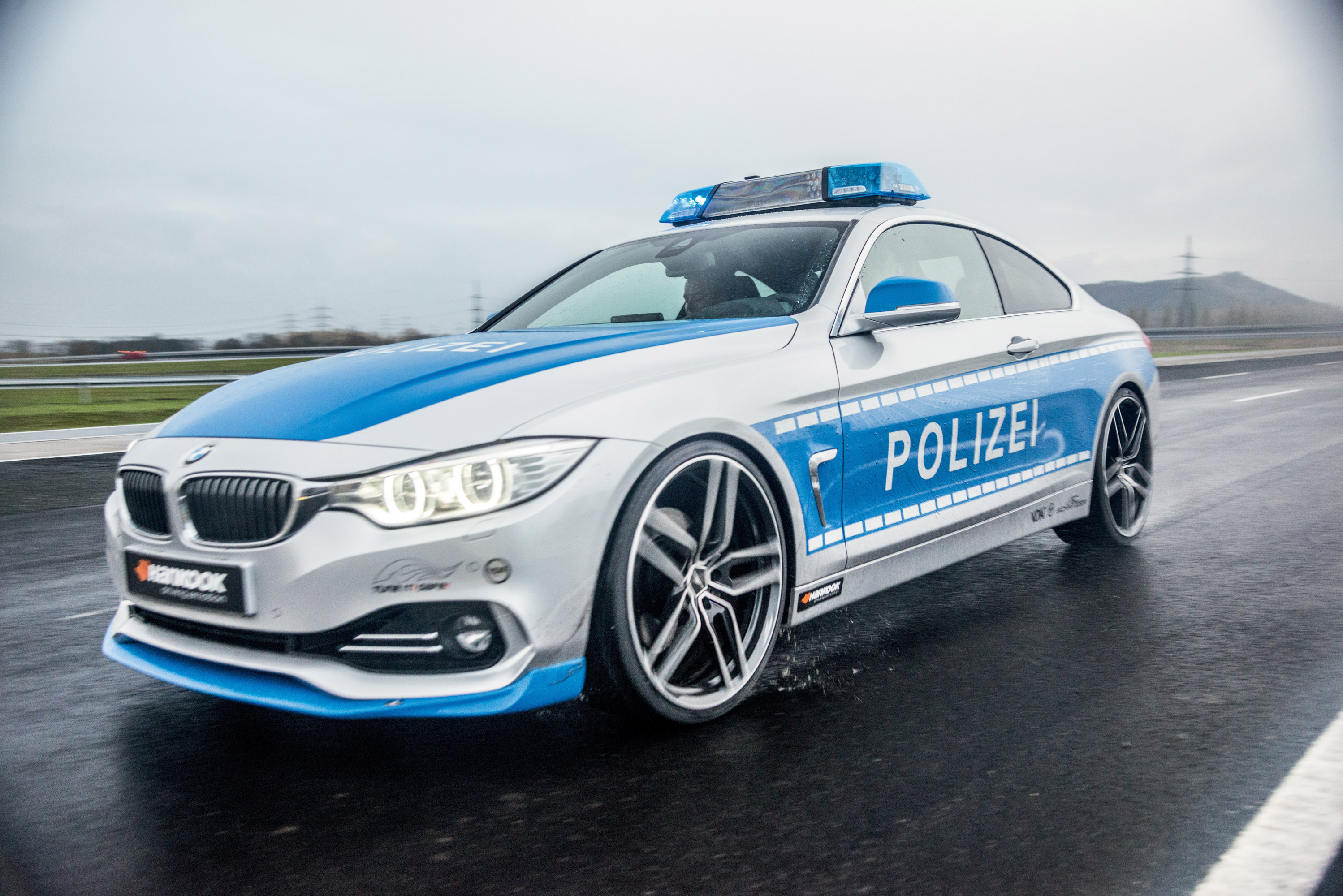 Ac Schnitzer Acs4 Bmw 2 8i Coupe Police Concept Video